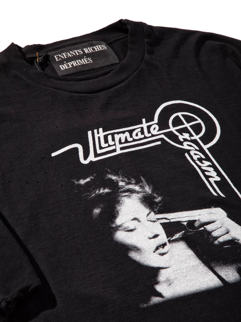 Black Ultimate Orgasam Long Sleeve Crew 623140181065