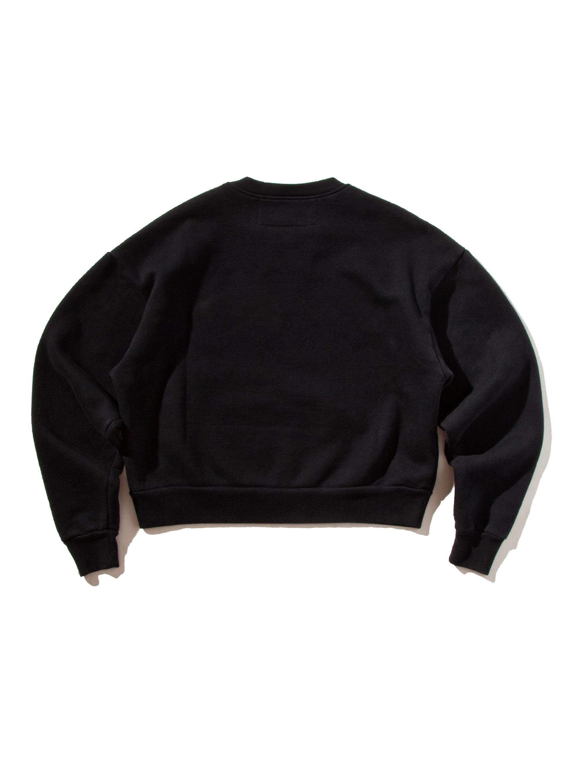 Black Live In Paris Crewneck Sweatshirt 7