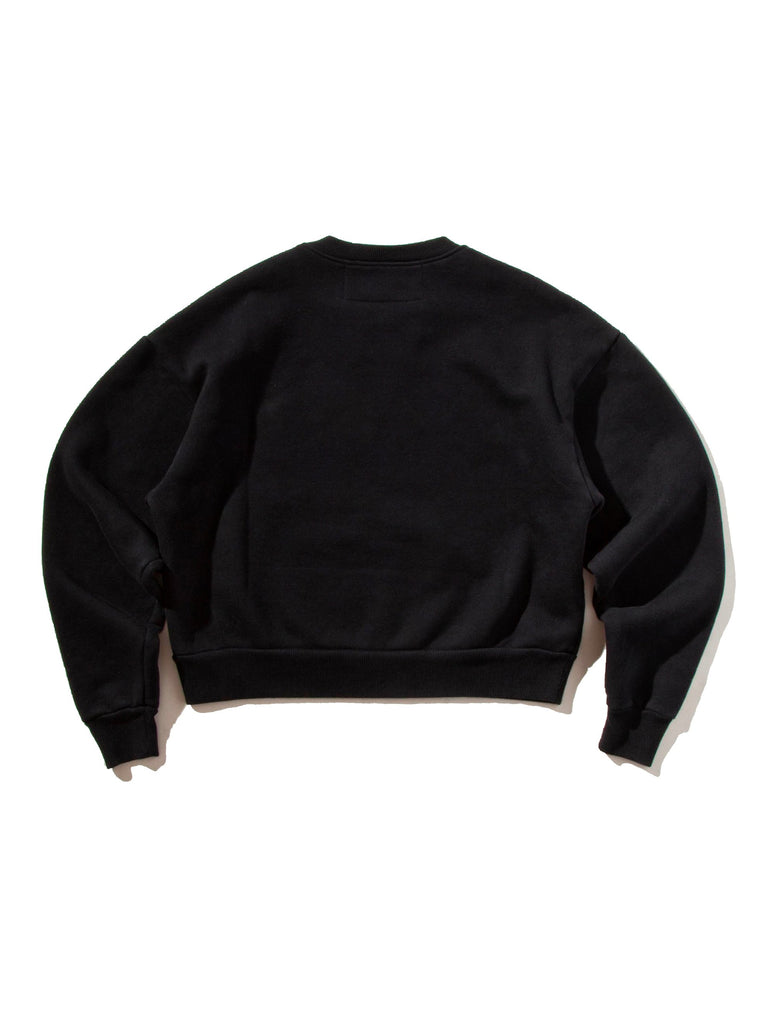 Black Live In Paris Crewneck Sweatshirt 724026865481