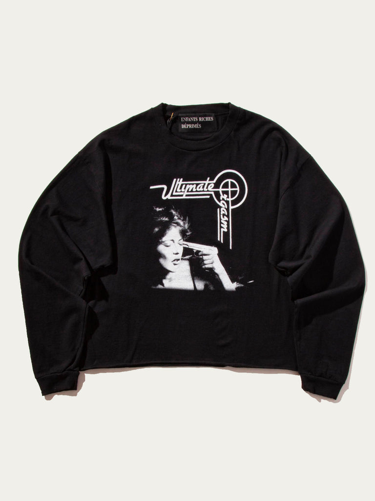 Ultimate Orgasam Long Sleeve Crew