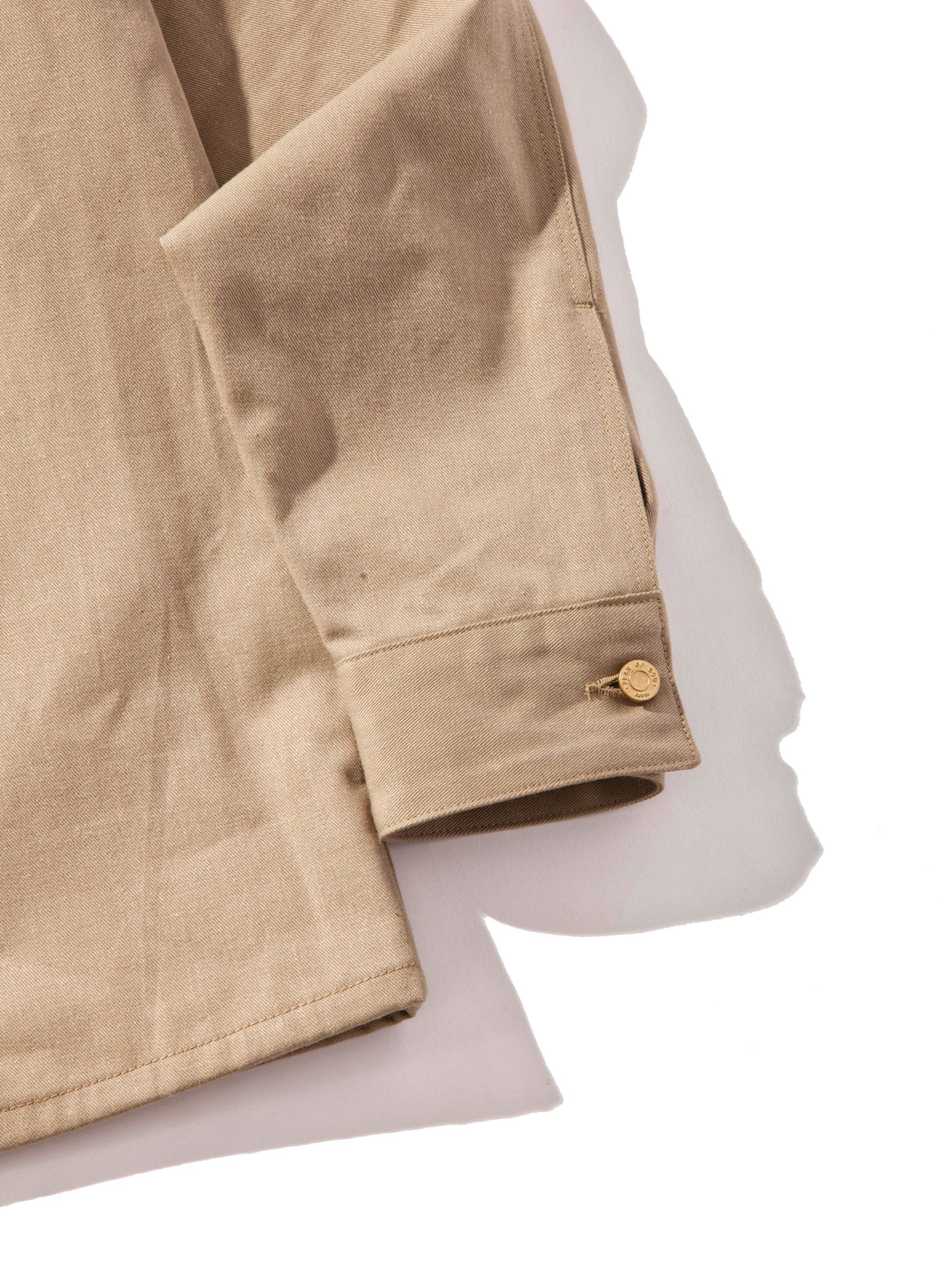 Selvedge Chino Workshirt
