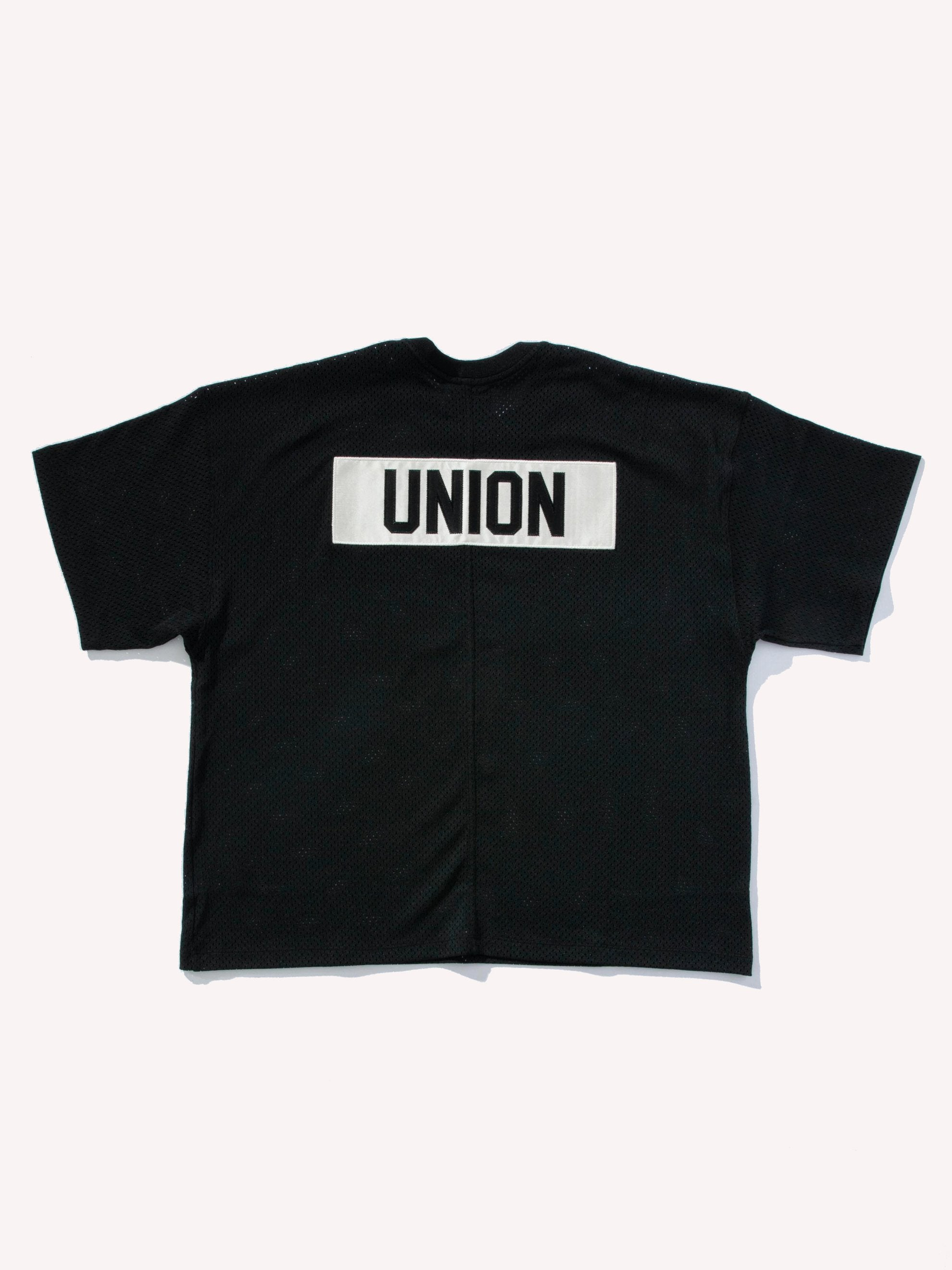 Black Mesh Tee (Union Exclusive) 1