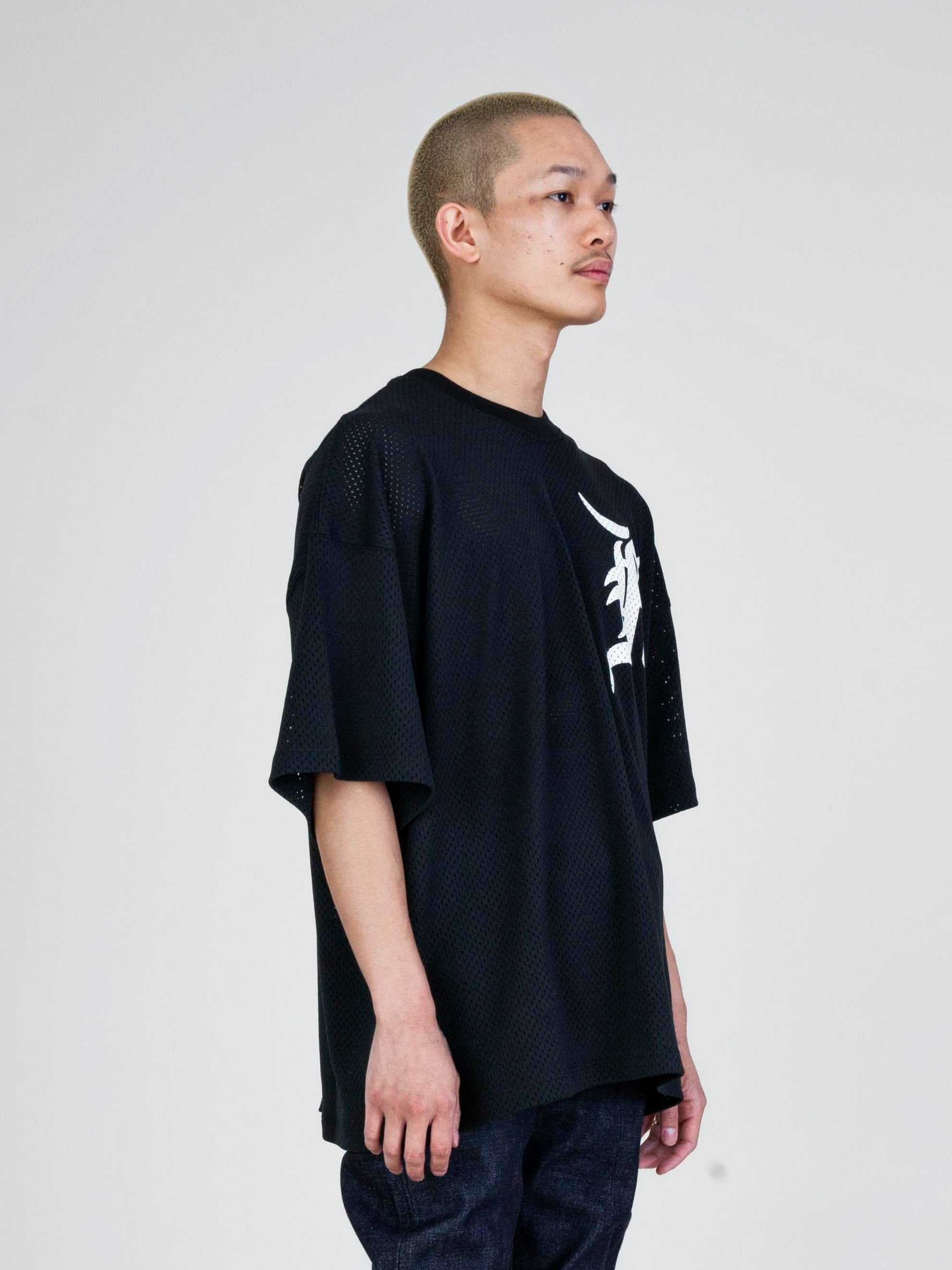 Black Mesh Tee (Union Exclusive) 4