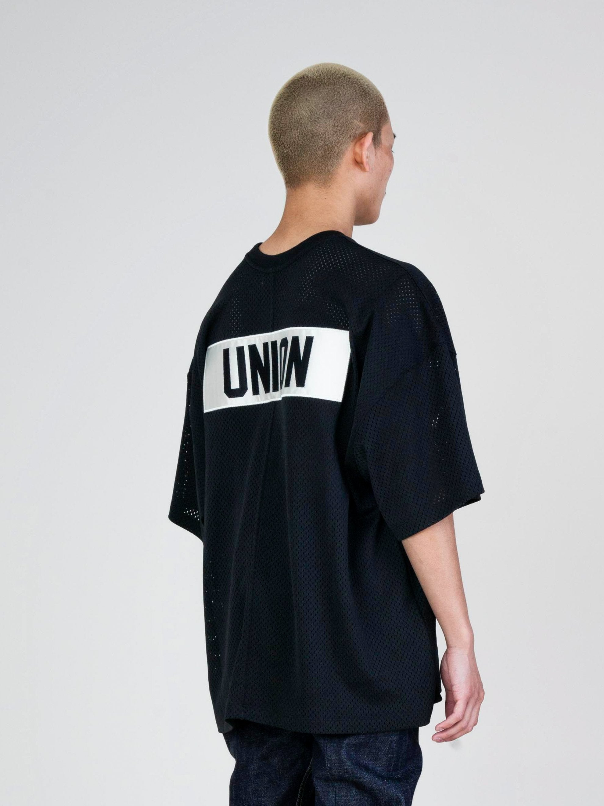 Black Mesh Tee (Union Exclusive) 5
