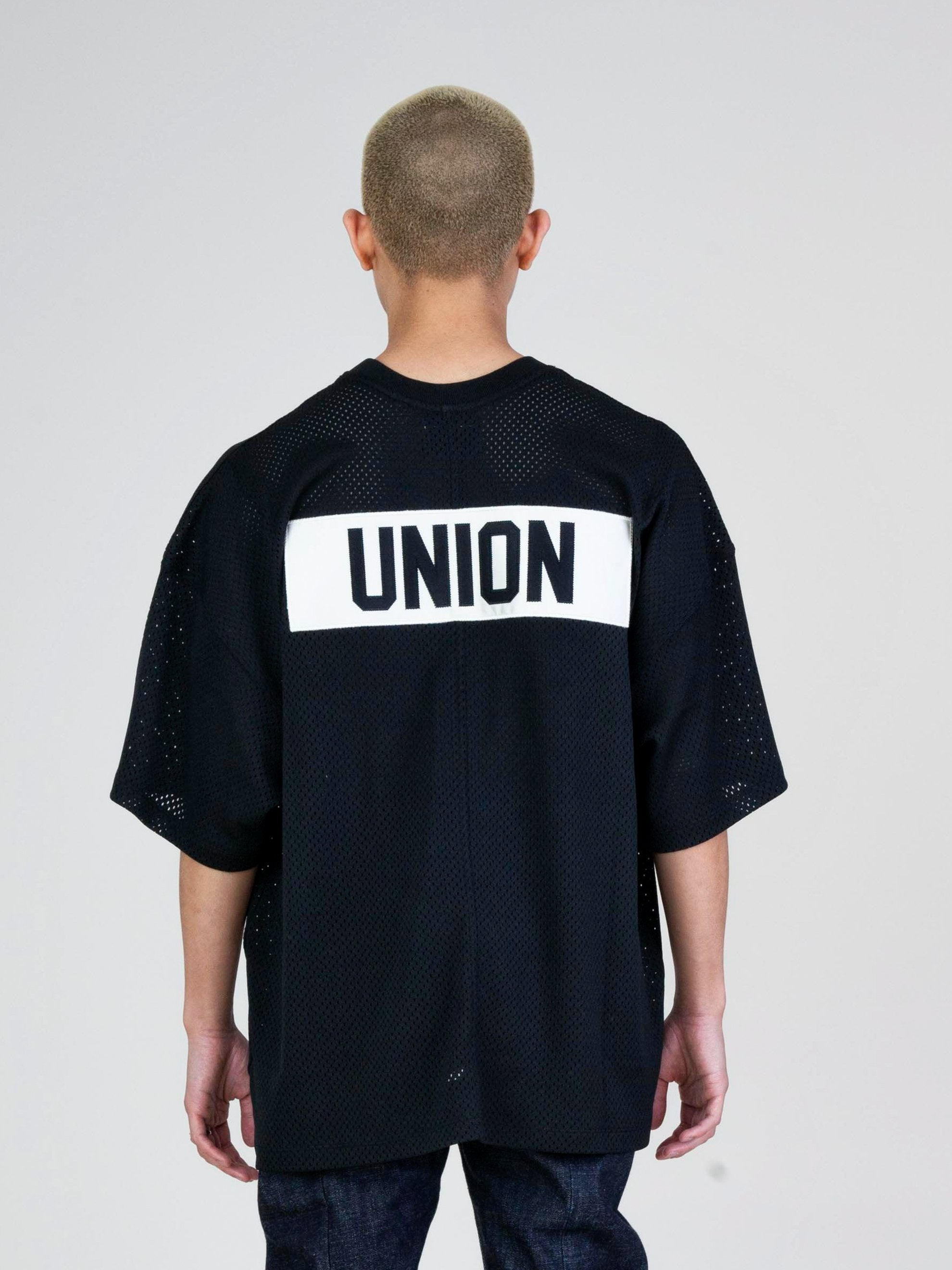 Black Mesh Tee (Union Exclusive) 6