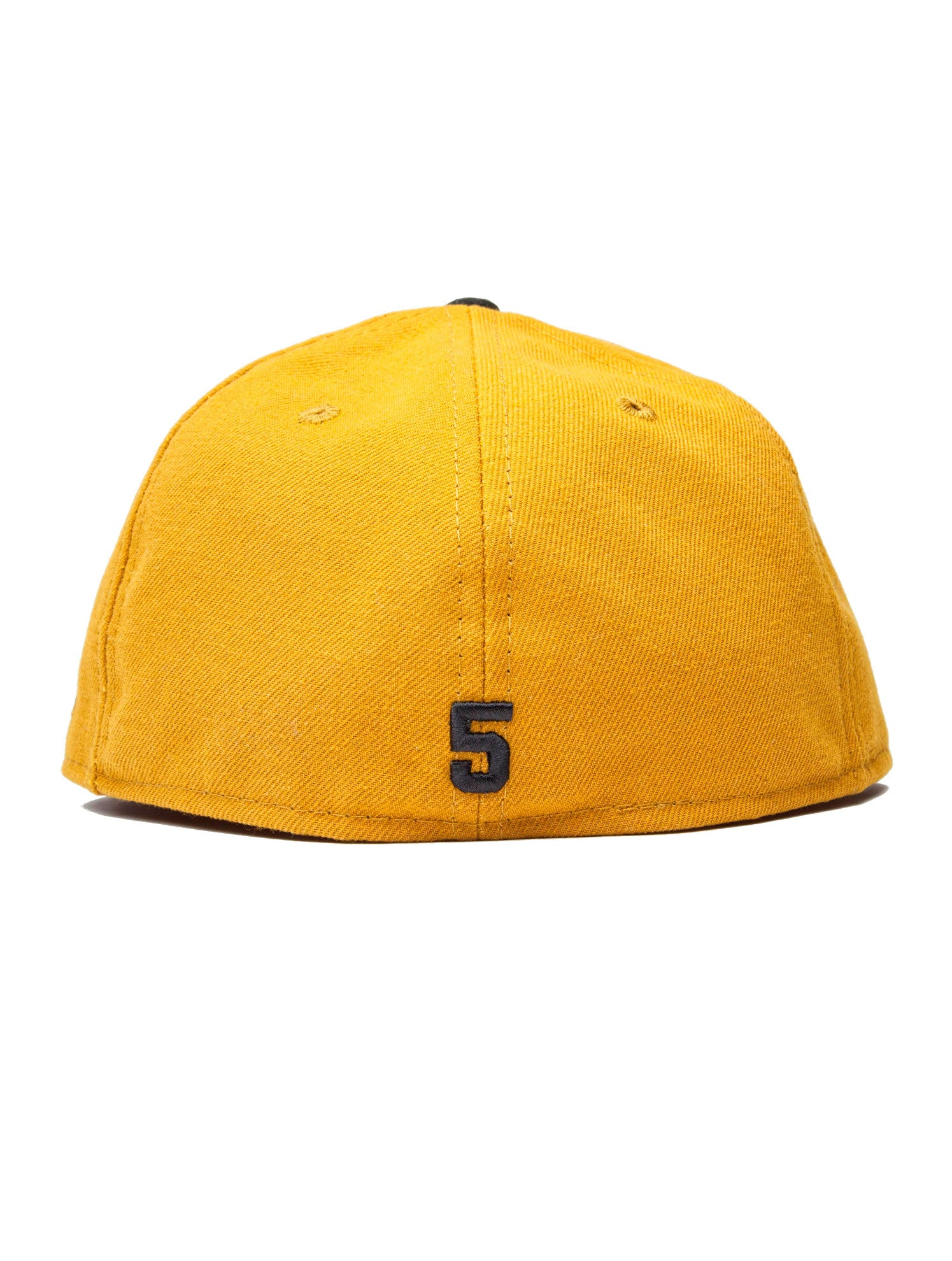 Gold New Era Fitted Cap (59FIFTY) 3