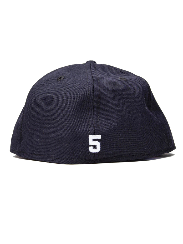 Navy New Era Fitted Cap (59FIFTY) 721621671369