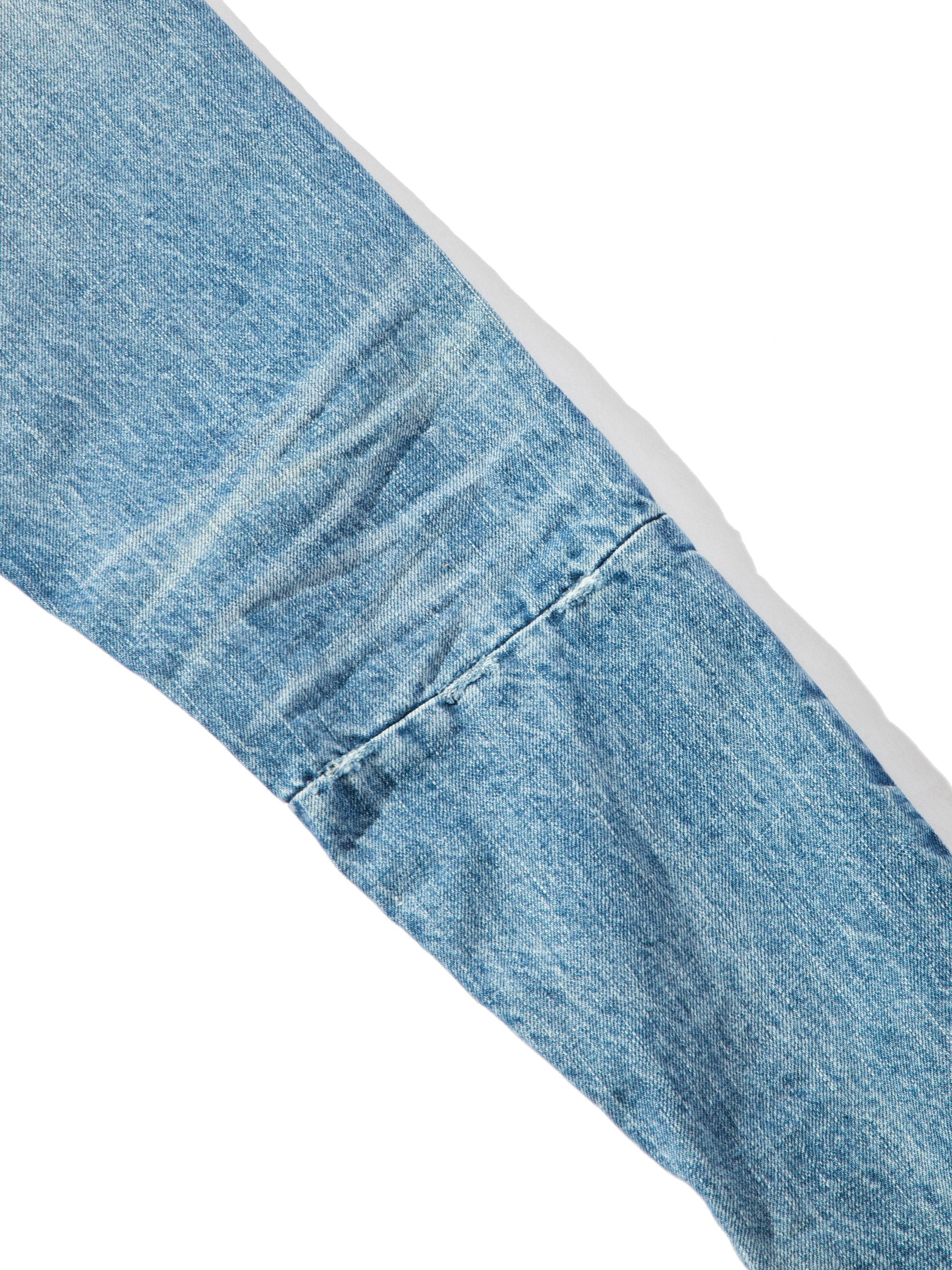 Vintage Indigo The Vintage Wash Selvedge Denim Jean 12