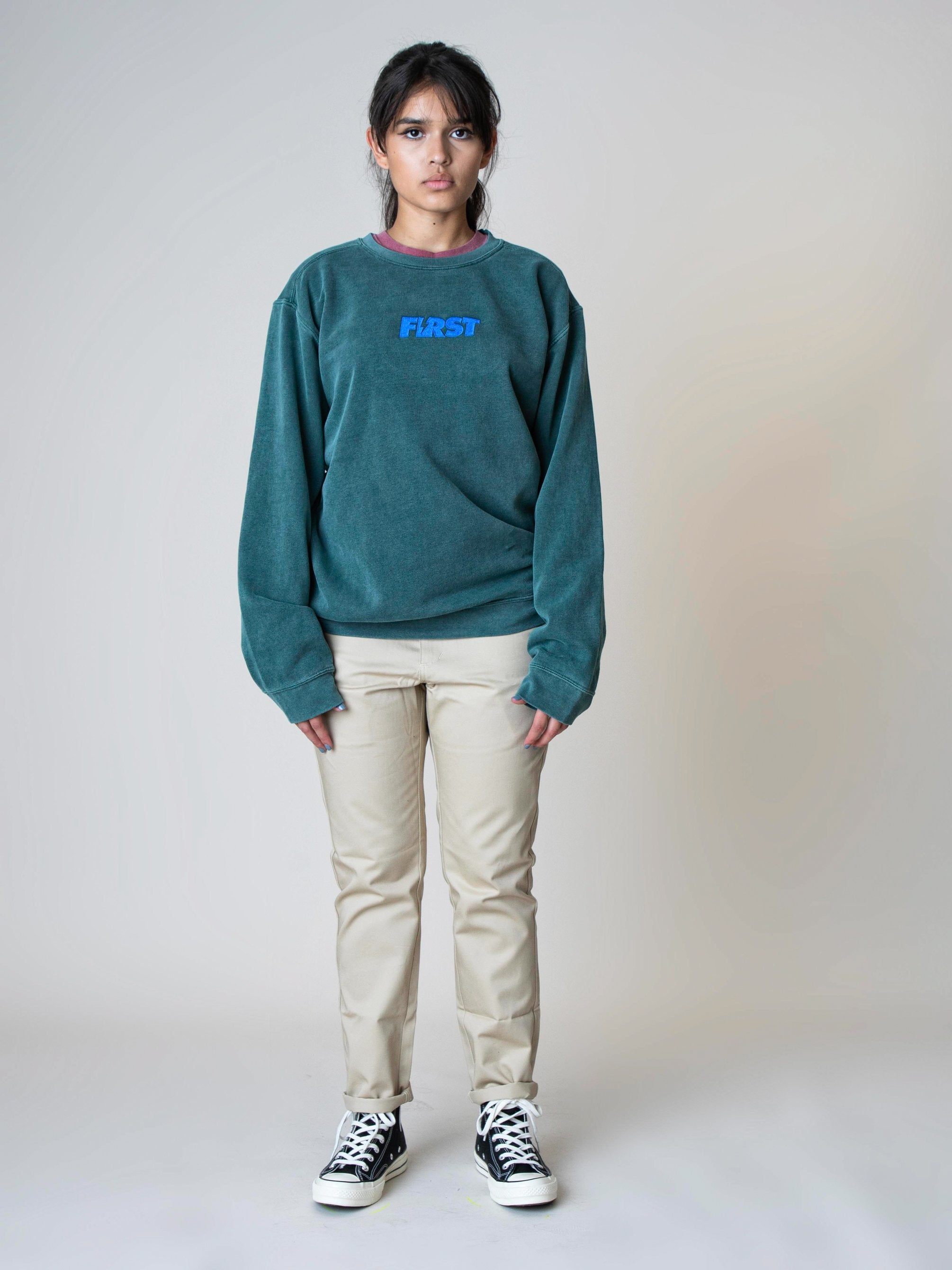Pillar Crew Sweatshirt