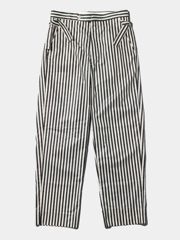 Swinging Stripe Trouser
