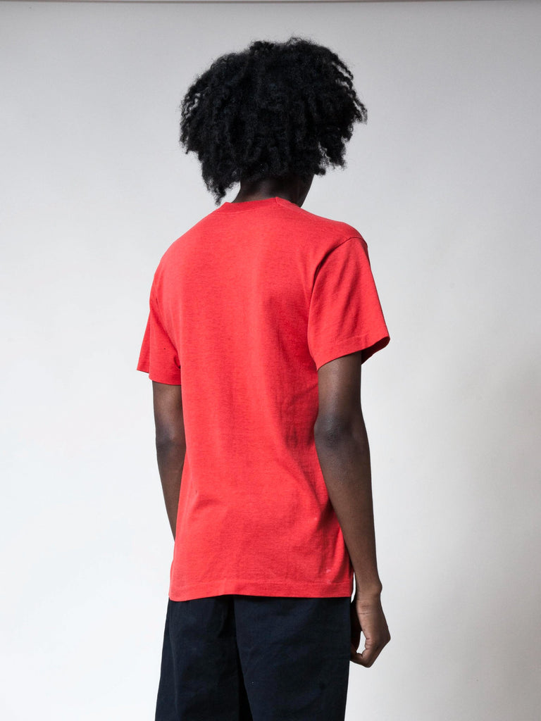 Red 1990's Imported From Africa T-Shirt 5991922618377