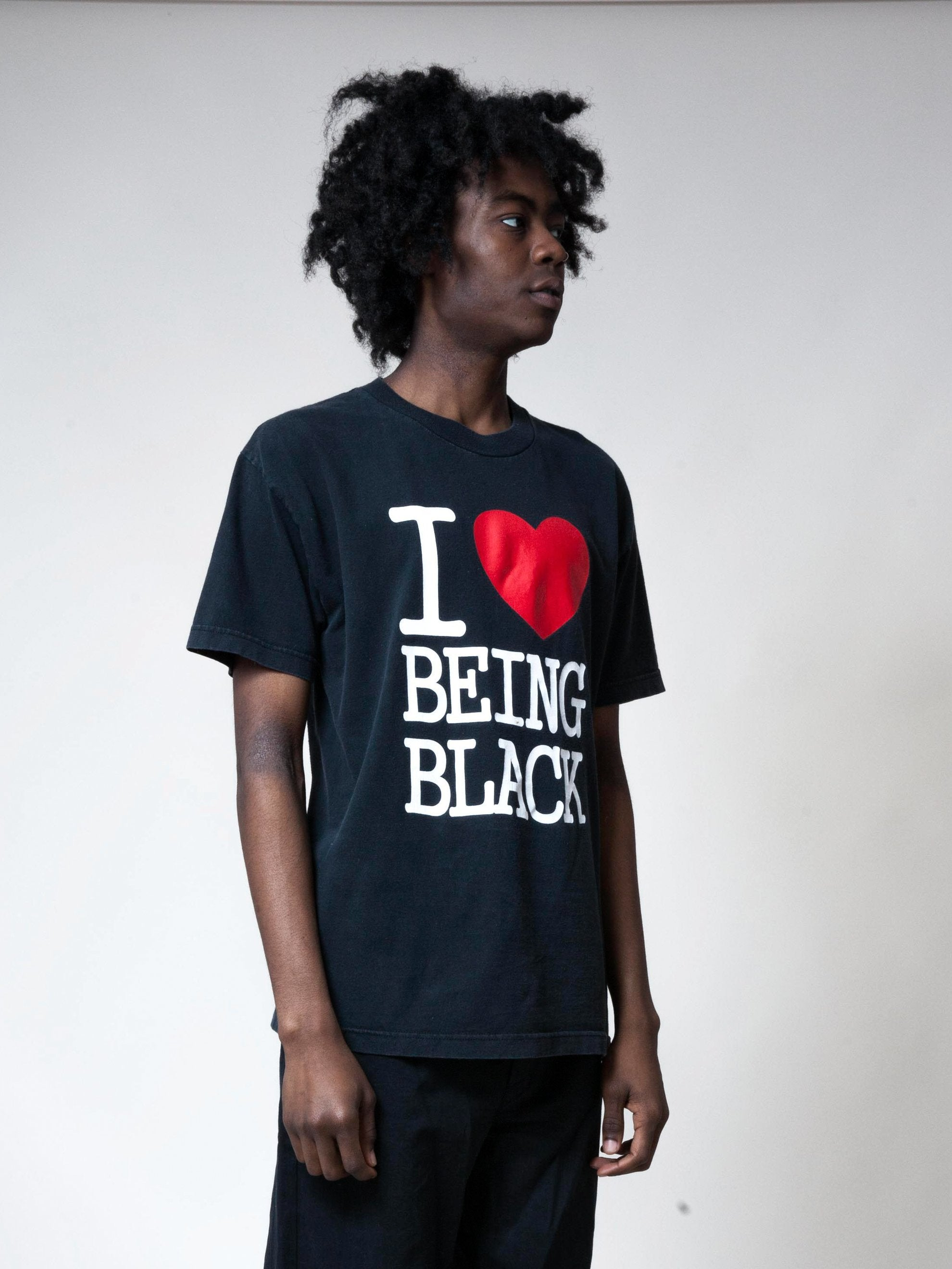 1990's I Love Being Black T-Shirt