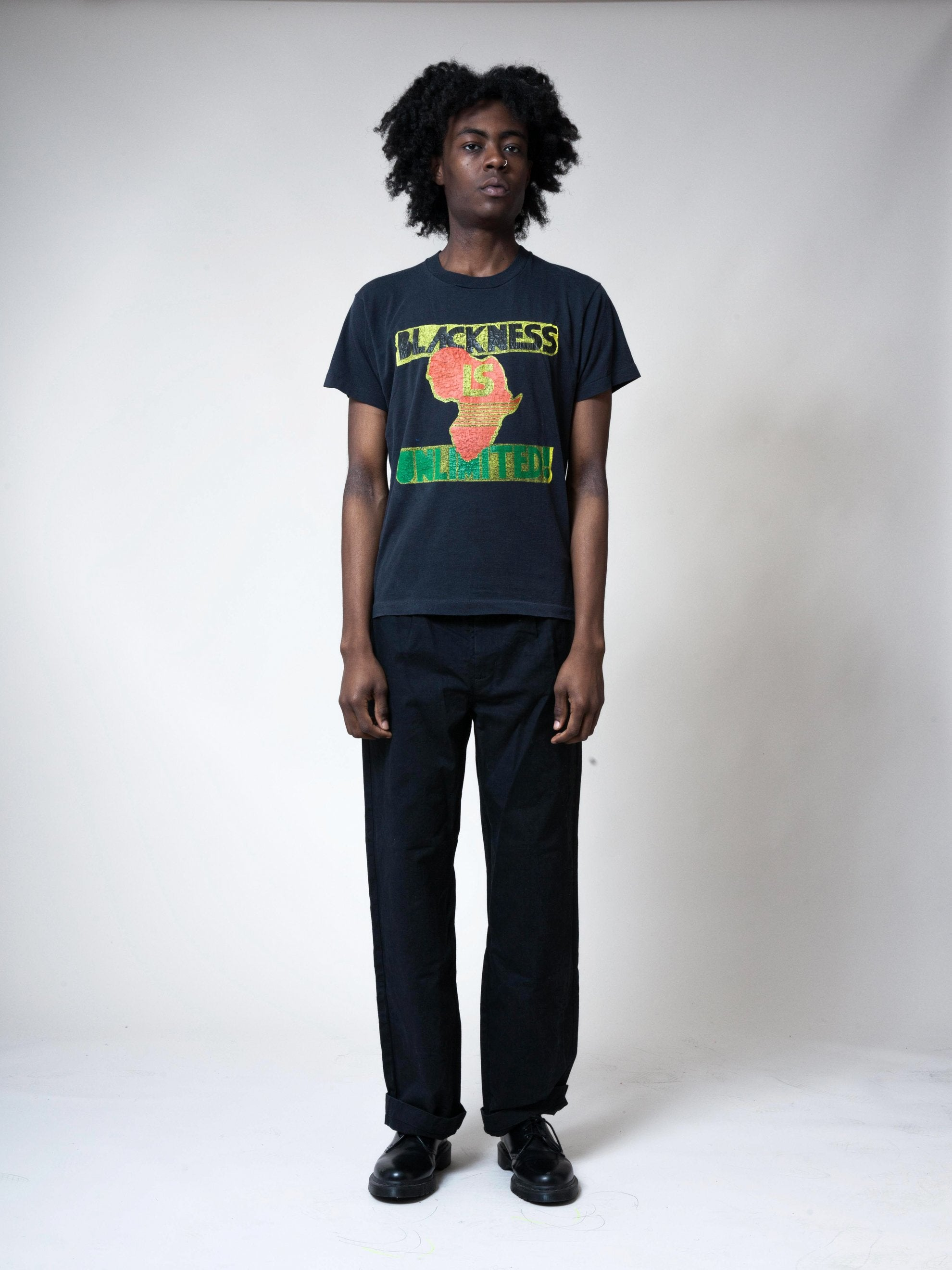 1980's Blackness is Unlimited! T-Shirt