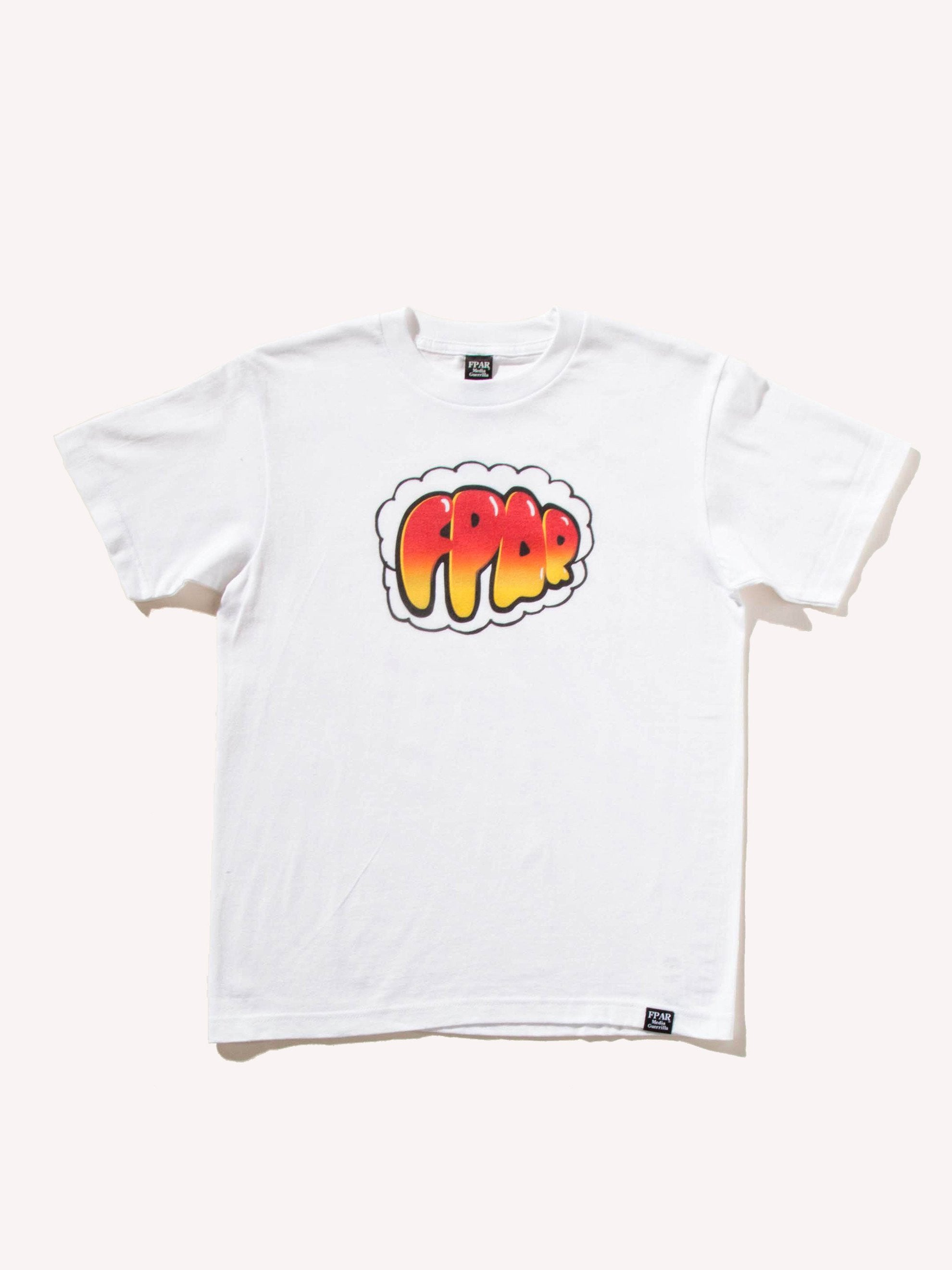 White Bubble T-Shirt 1