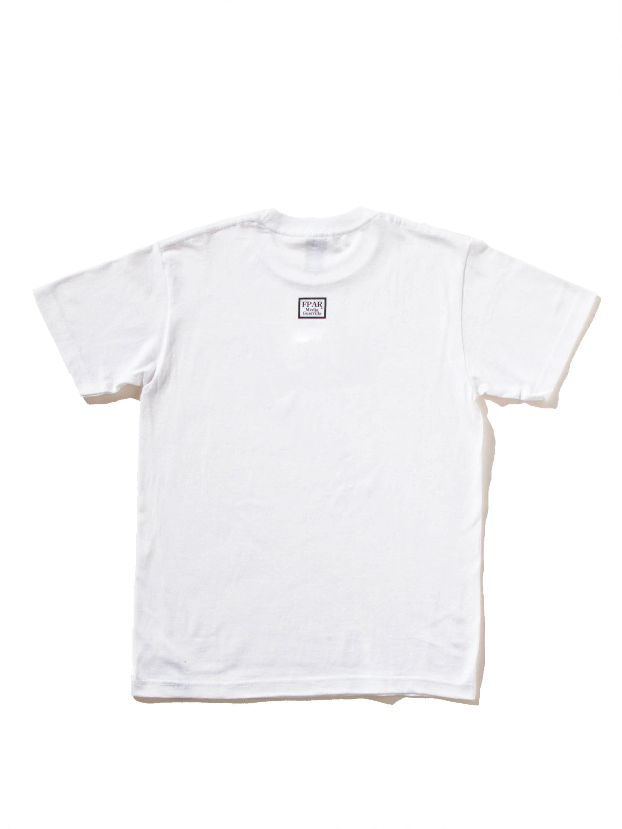White Choose T-Shirt 10