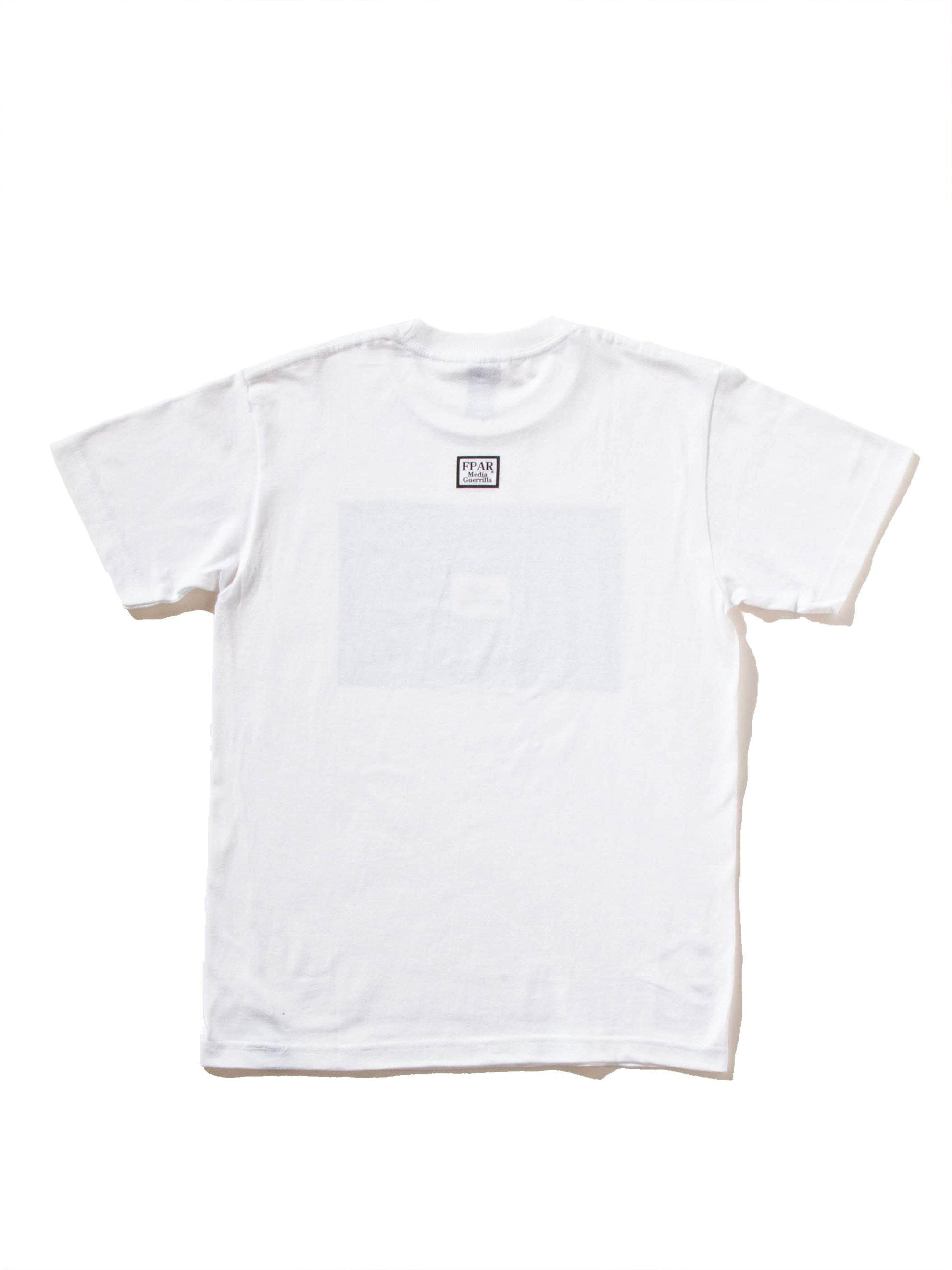 White Doubt Everything T-Shirt 6