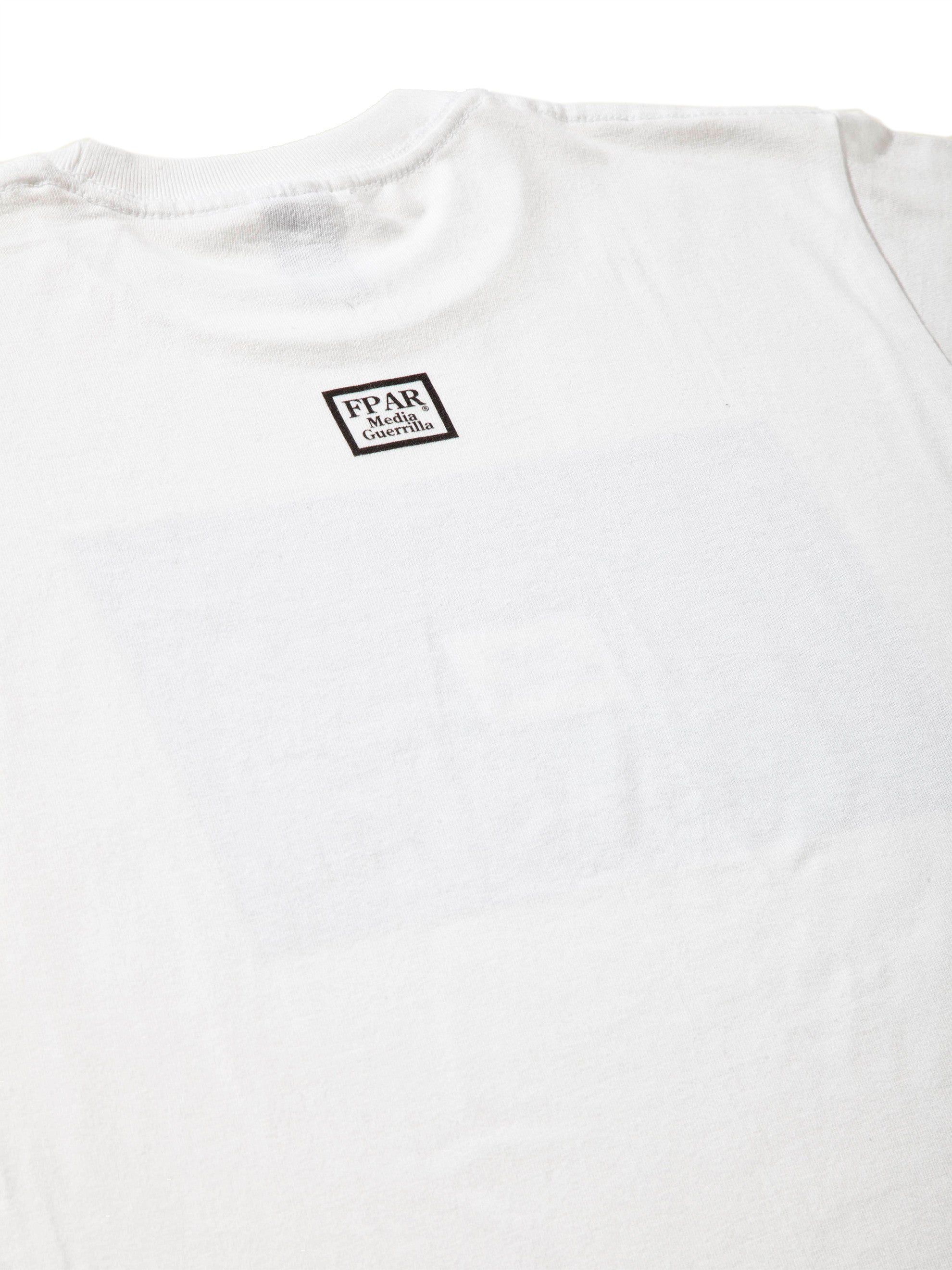 White Doubt Everything T-Shirt 7