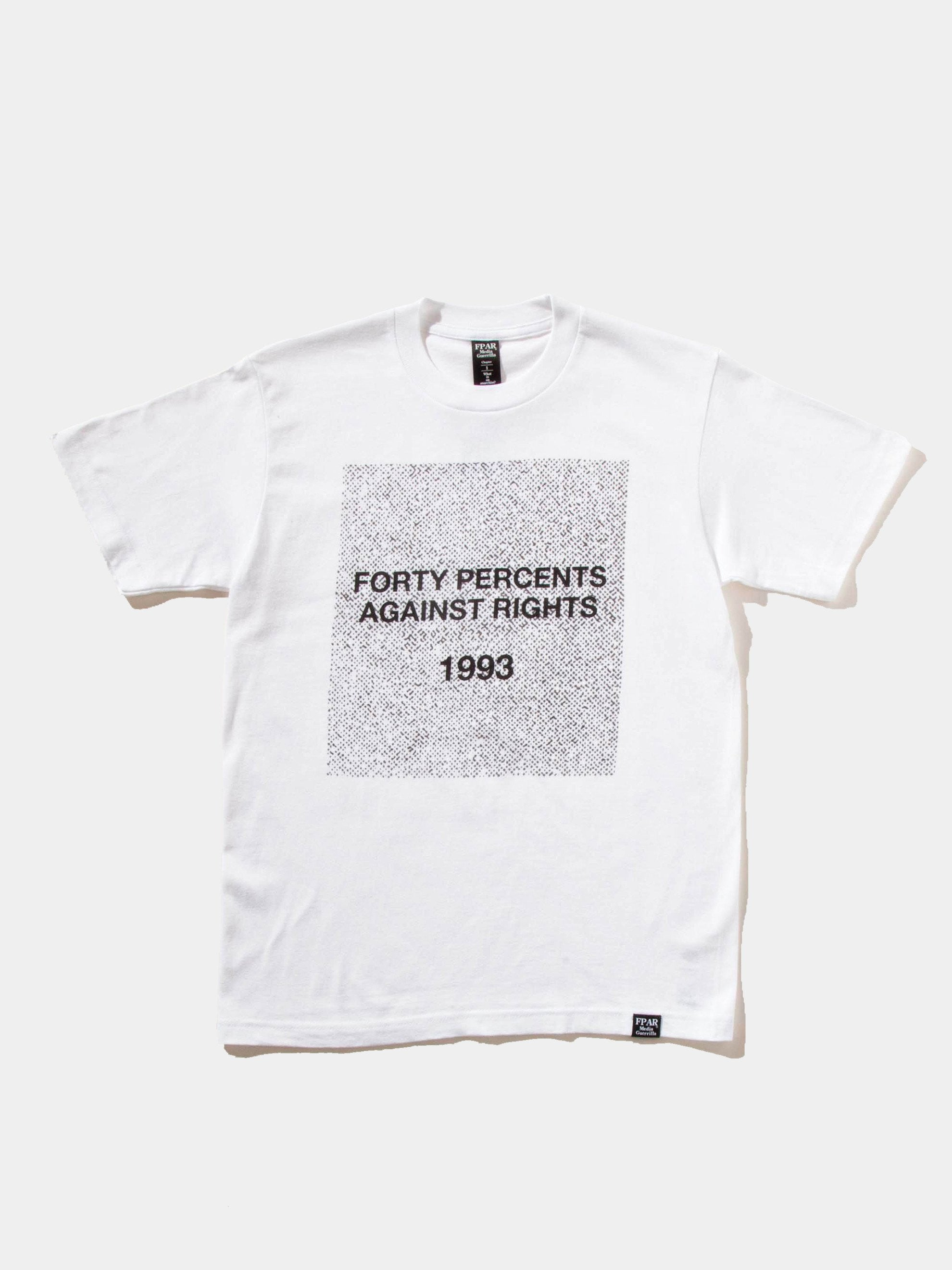 White Since T-Shirt 8