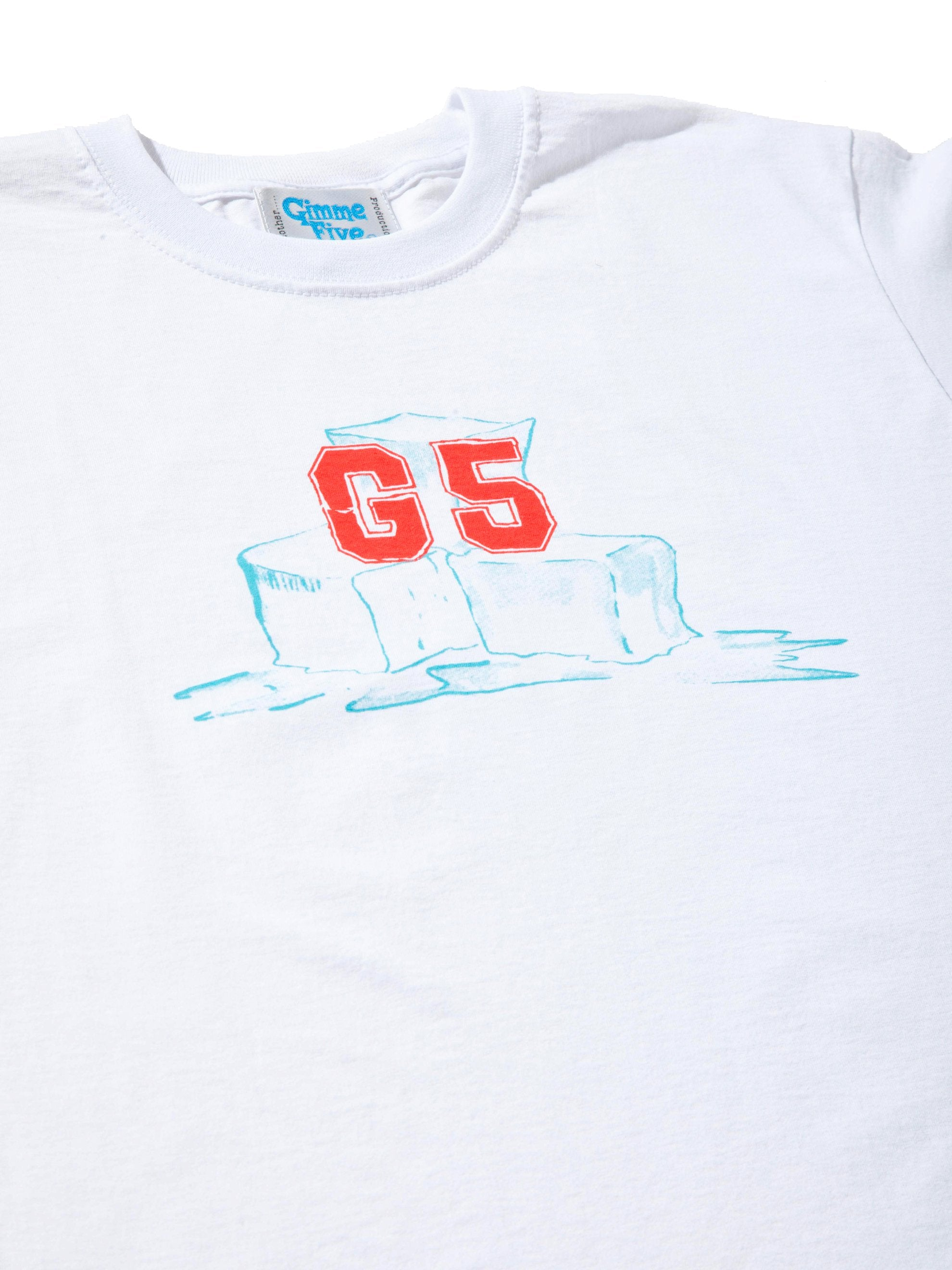 White Ice Records T-Shirt 5