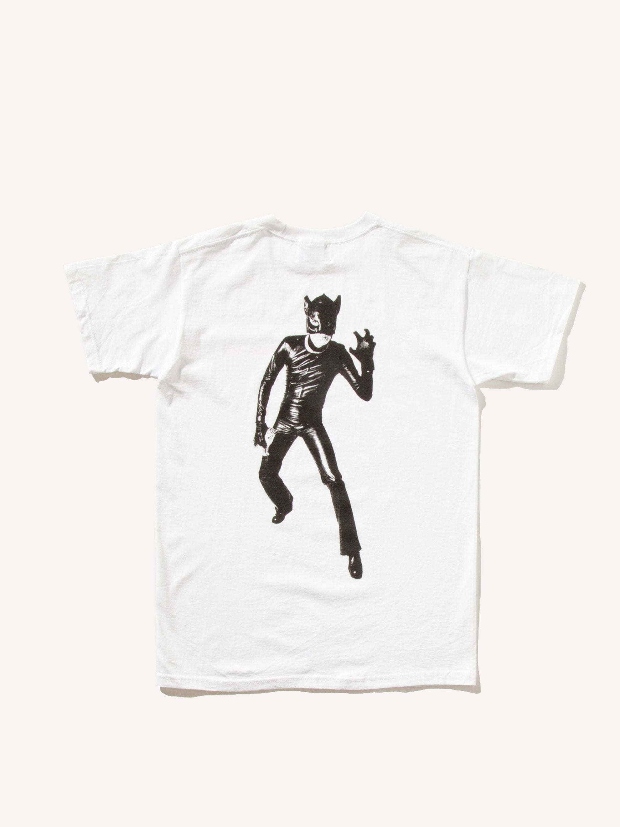 White Panther Man T-Shirt 1