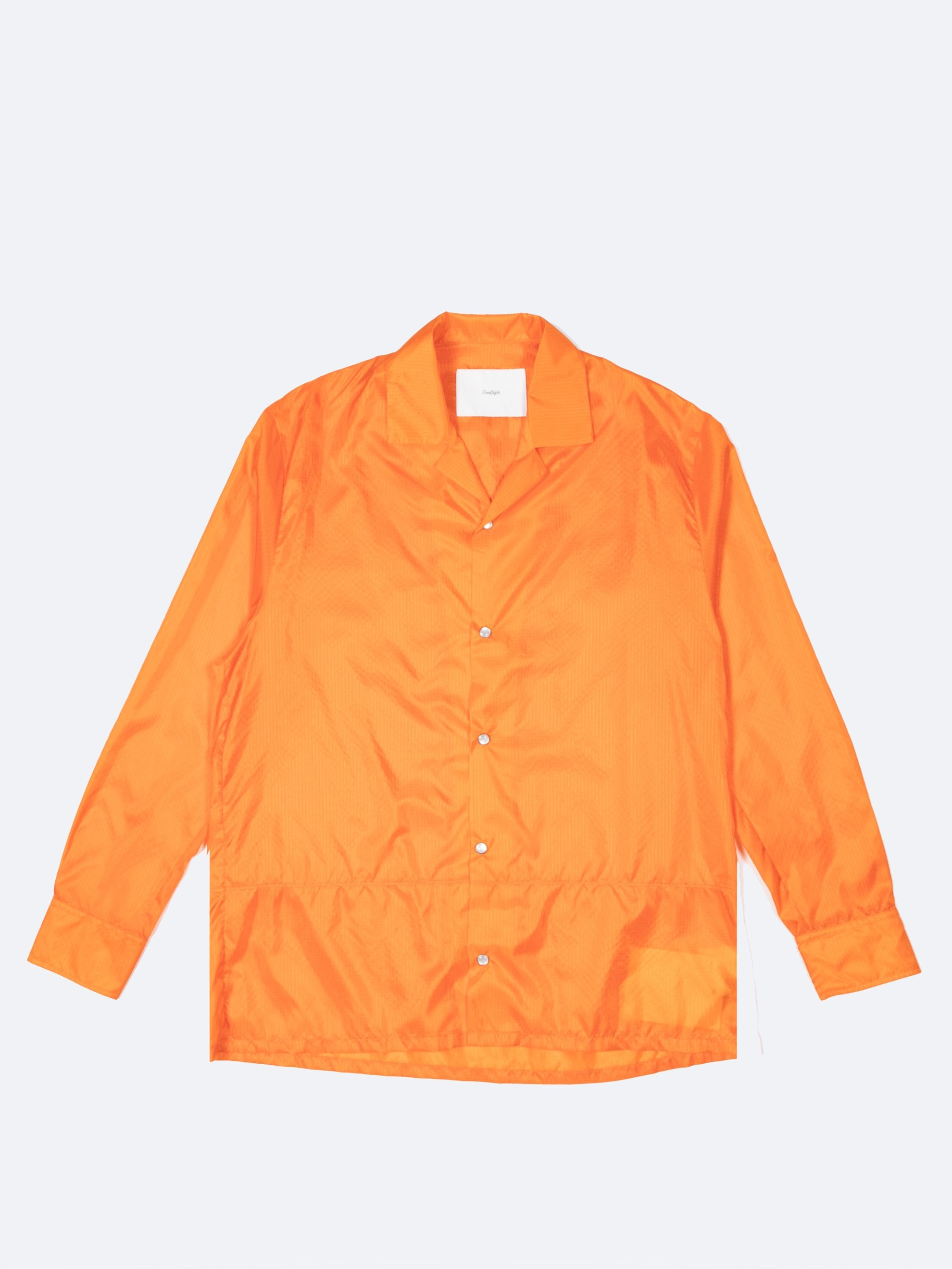 Orange Please Relax Shirt 1