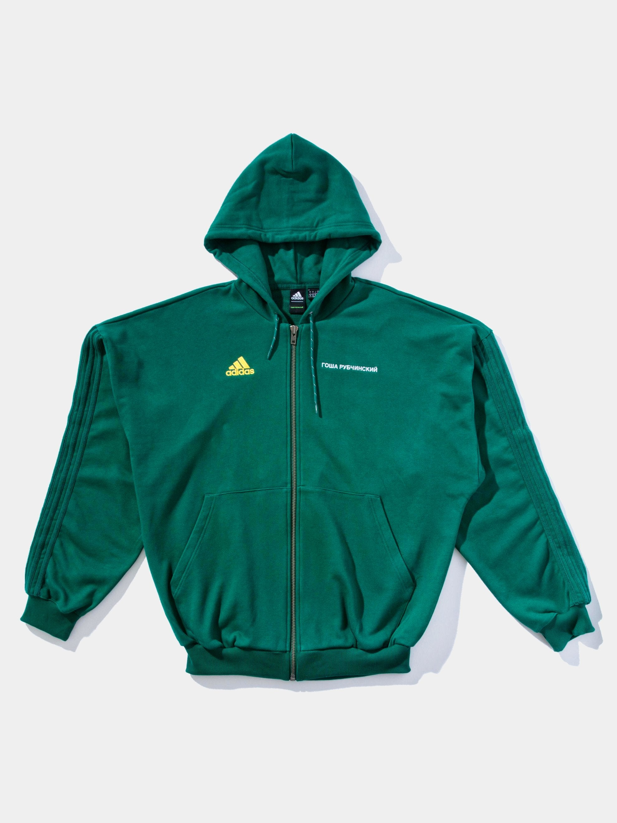 adidas hoodie with zip
