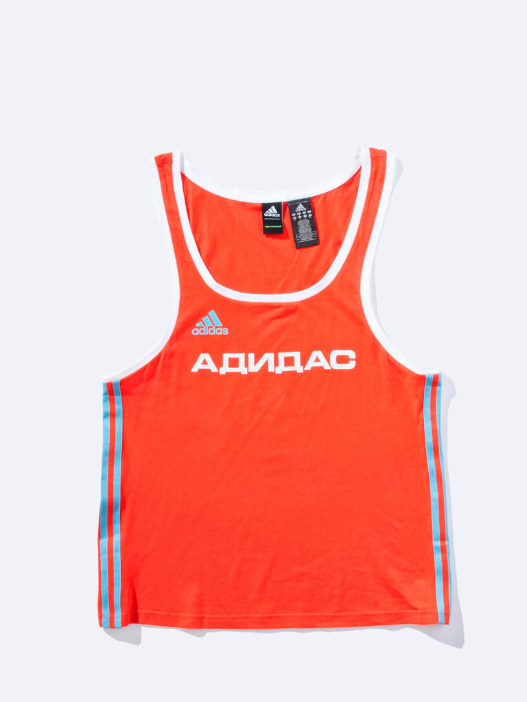 d8e84907fdc67 Buy Gosha Rubchinskiy Adidas Tank Top Online at UNION LOS ...