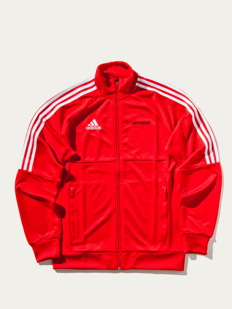 Black adidas Track Top Jacket 822918135497