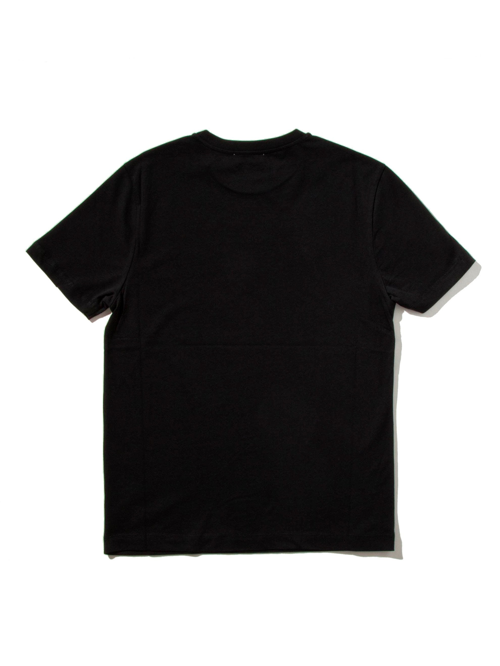 Black GOSHA Logo T-Shirt 6