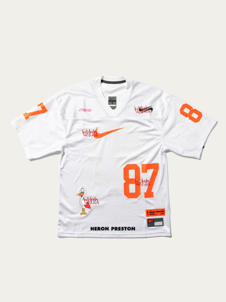 2edaf320 Buy NIKE Nike x Heron Preston Jersey Top Online at UNION LOS ...