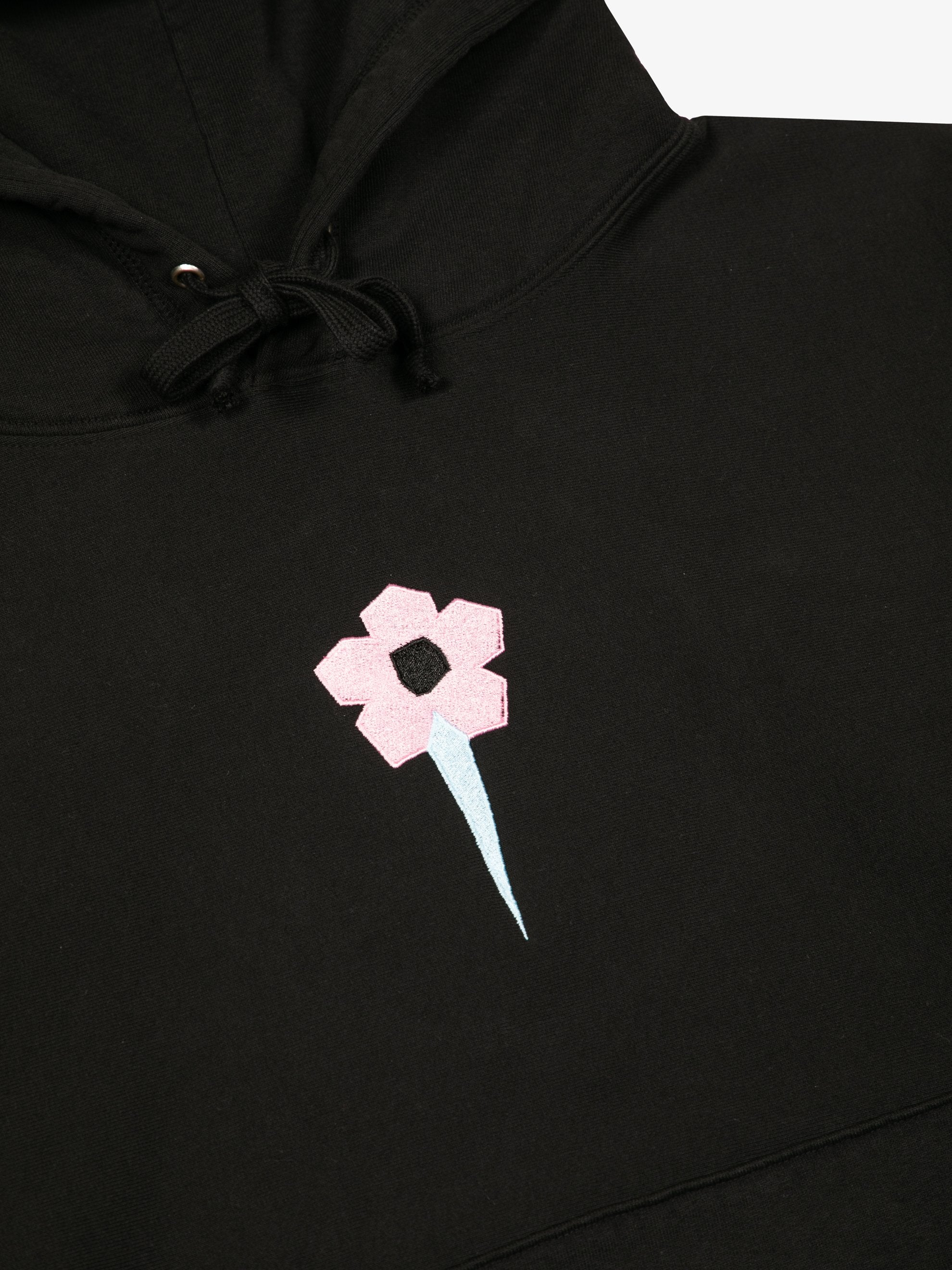 Flower Logo Sweatshirt