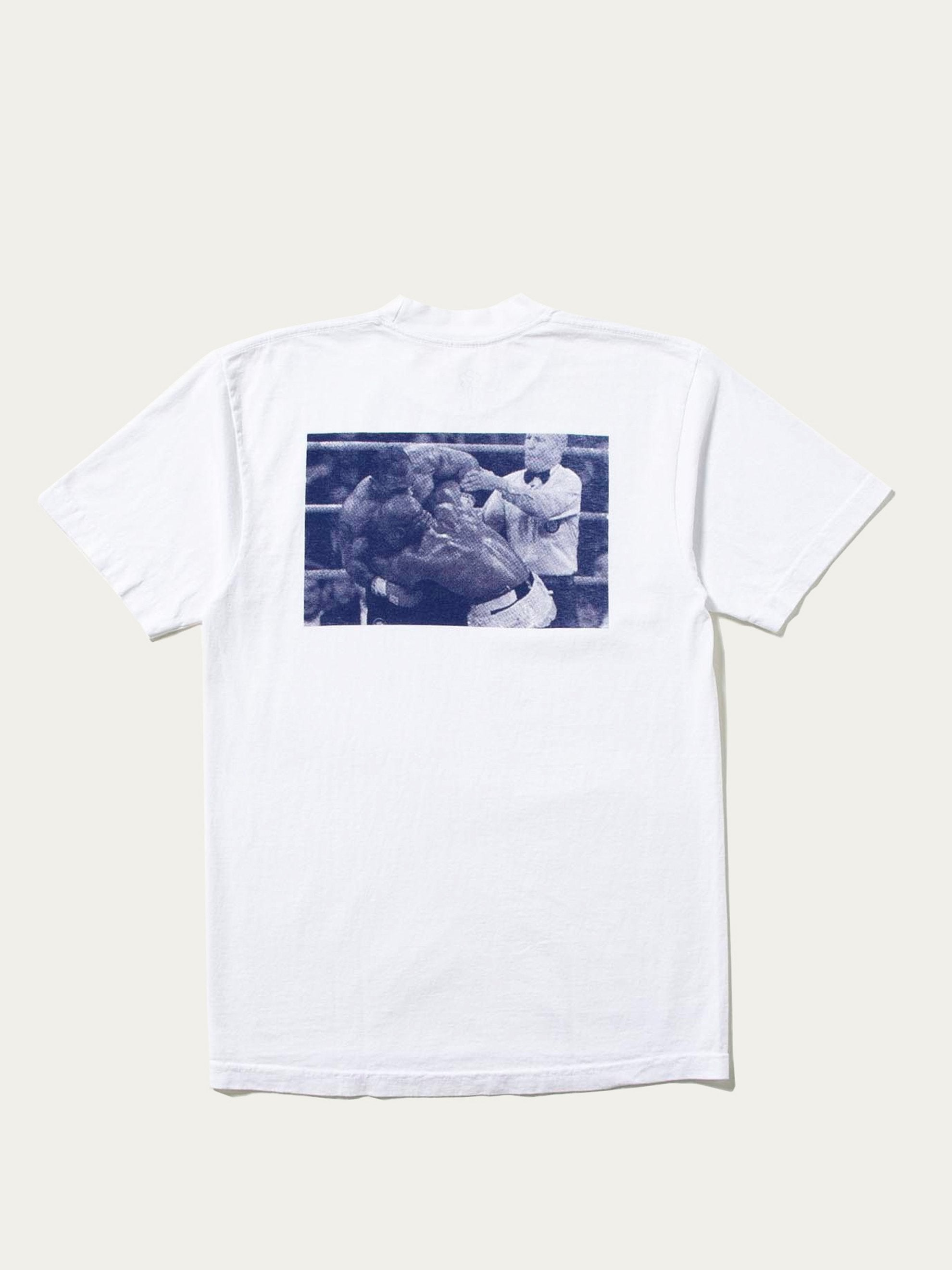 White EAR T-Shirt 1