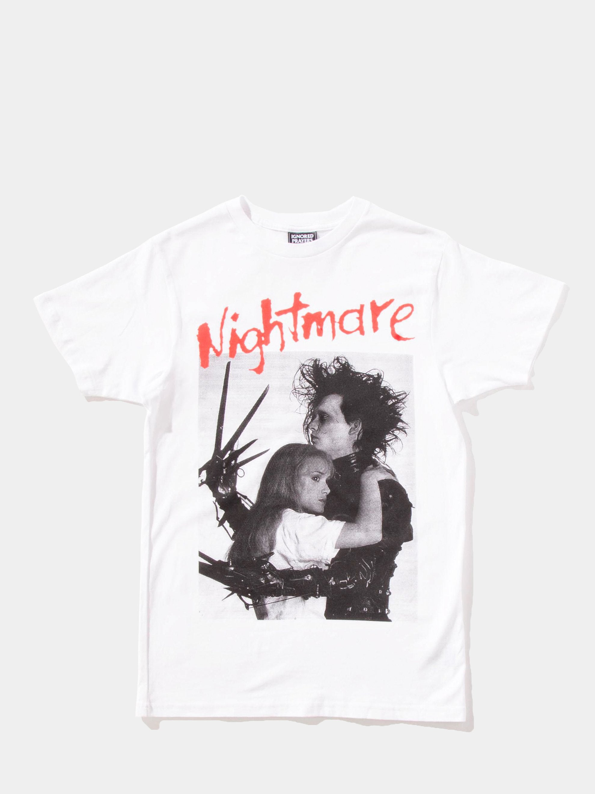 White Nightmare T-Shirt 1