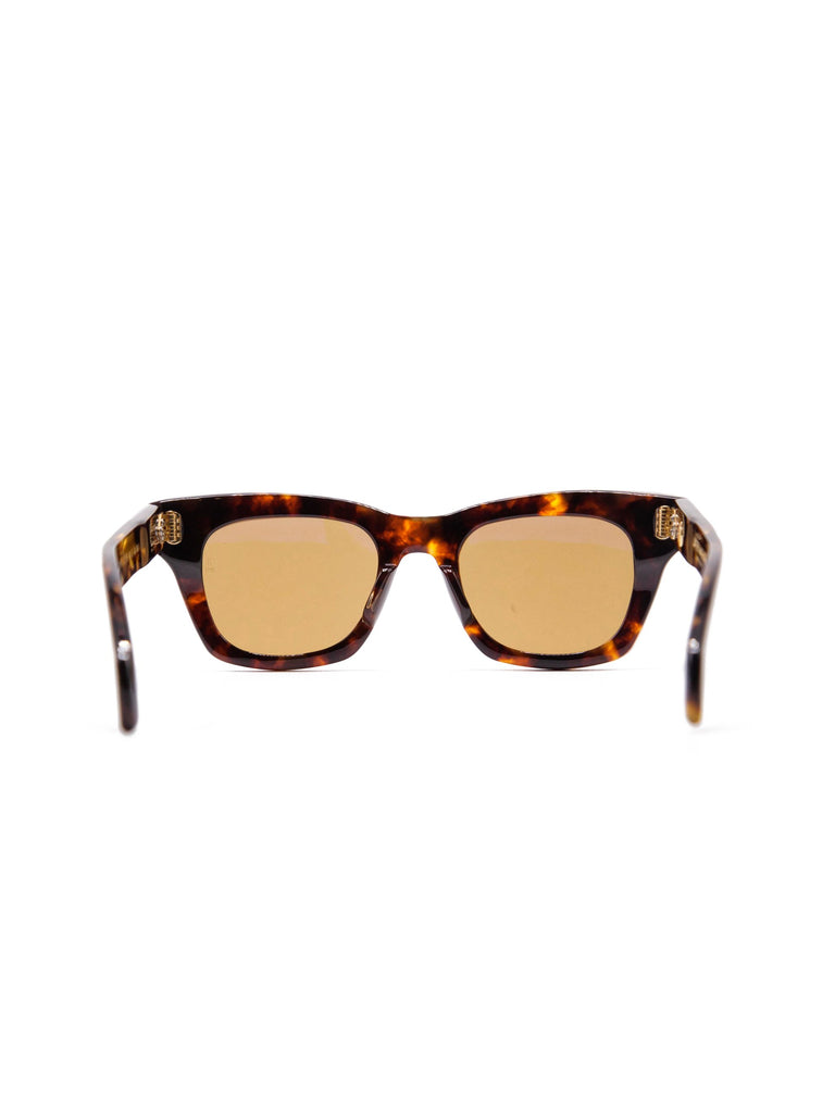 Havana (Brown Glass/10k Gold) Dealan 2713212952585