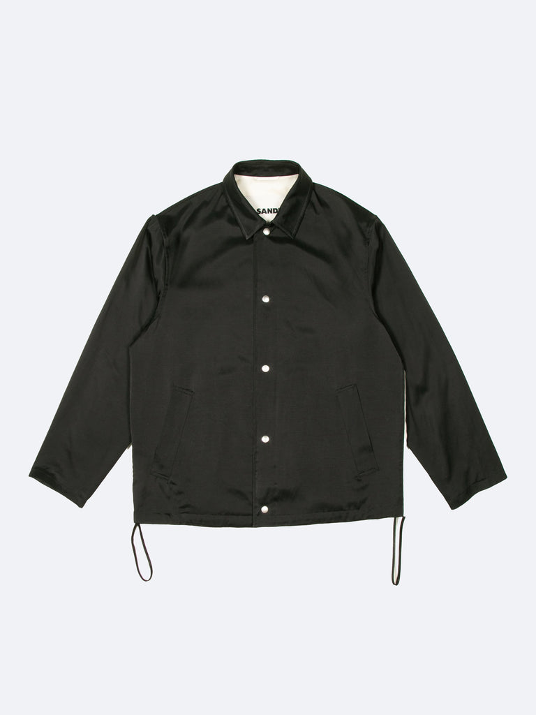 Blouson (Fluid Rayon/Cotton Twill)