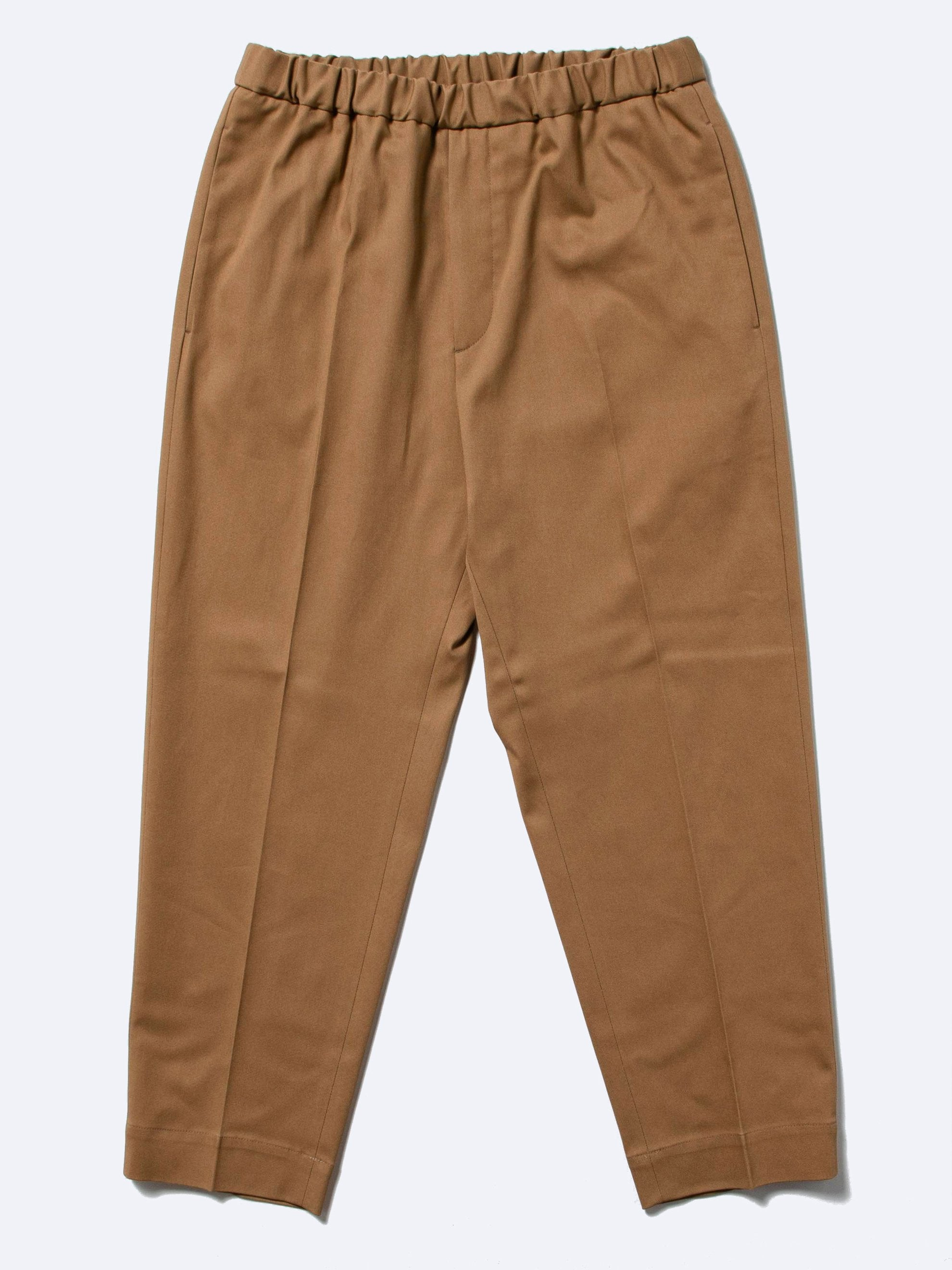 Medium Beige Tailored Priamo Pant 1