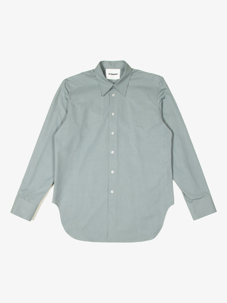 Shirt (Heavy Organic Cotton Poplin)