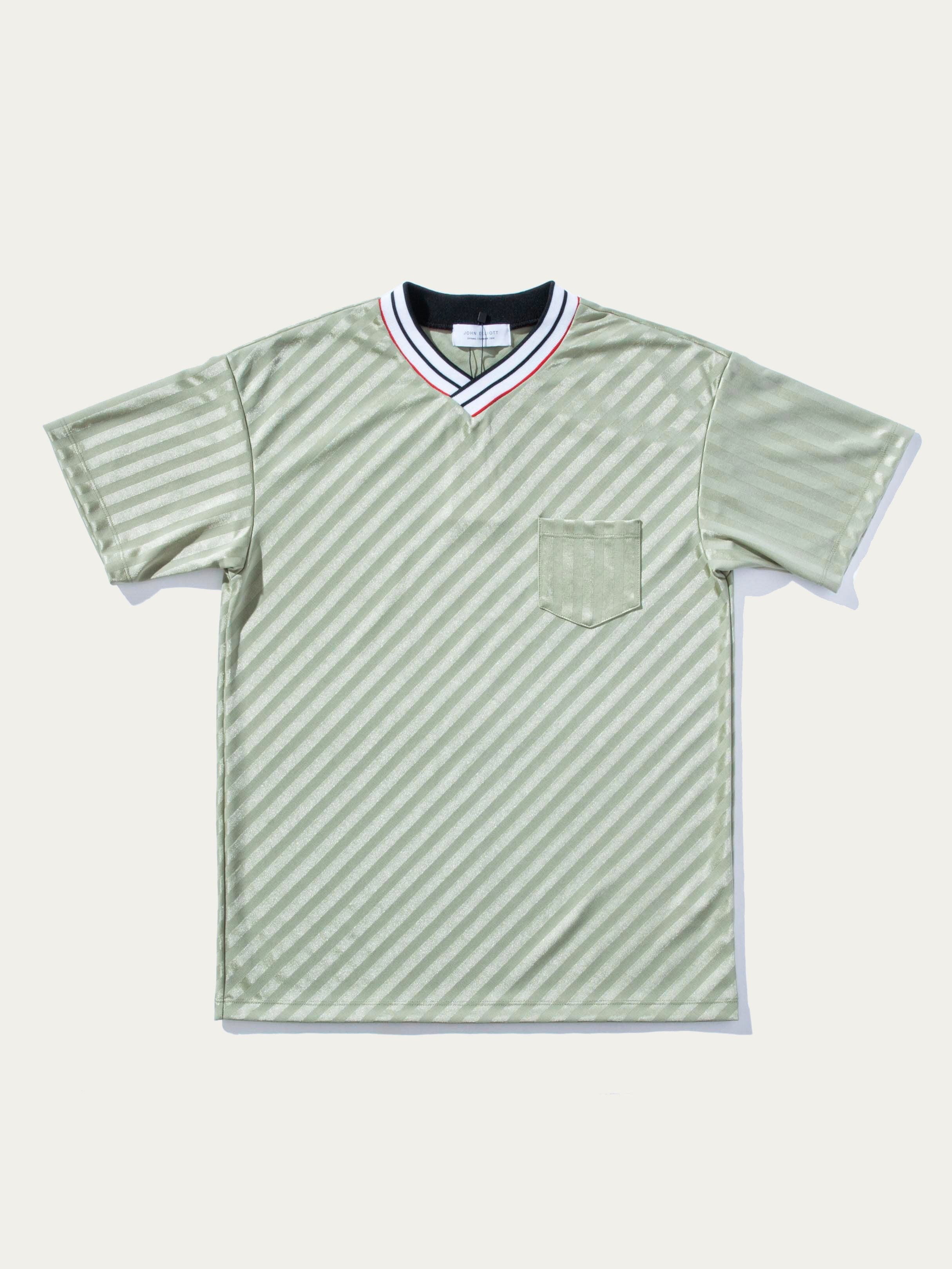 Olive Soccer Tee 1