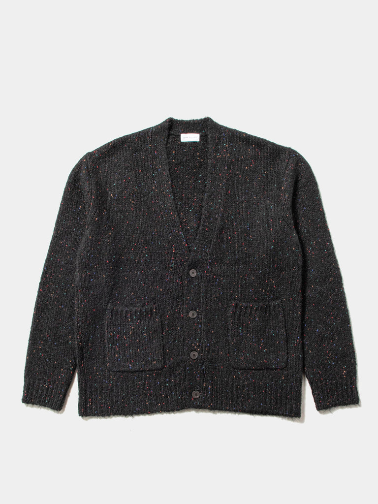 Color Nep Basic Cardigan