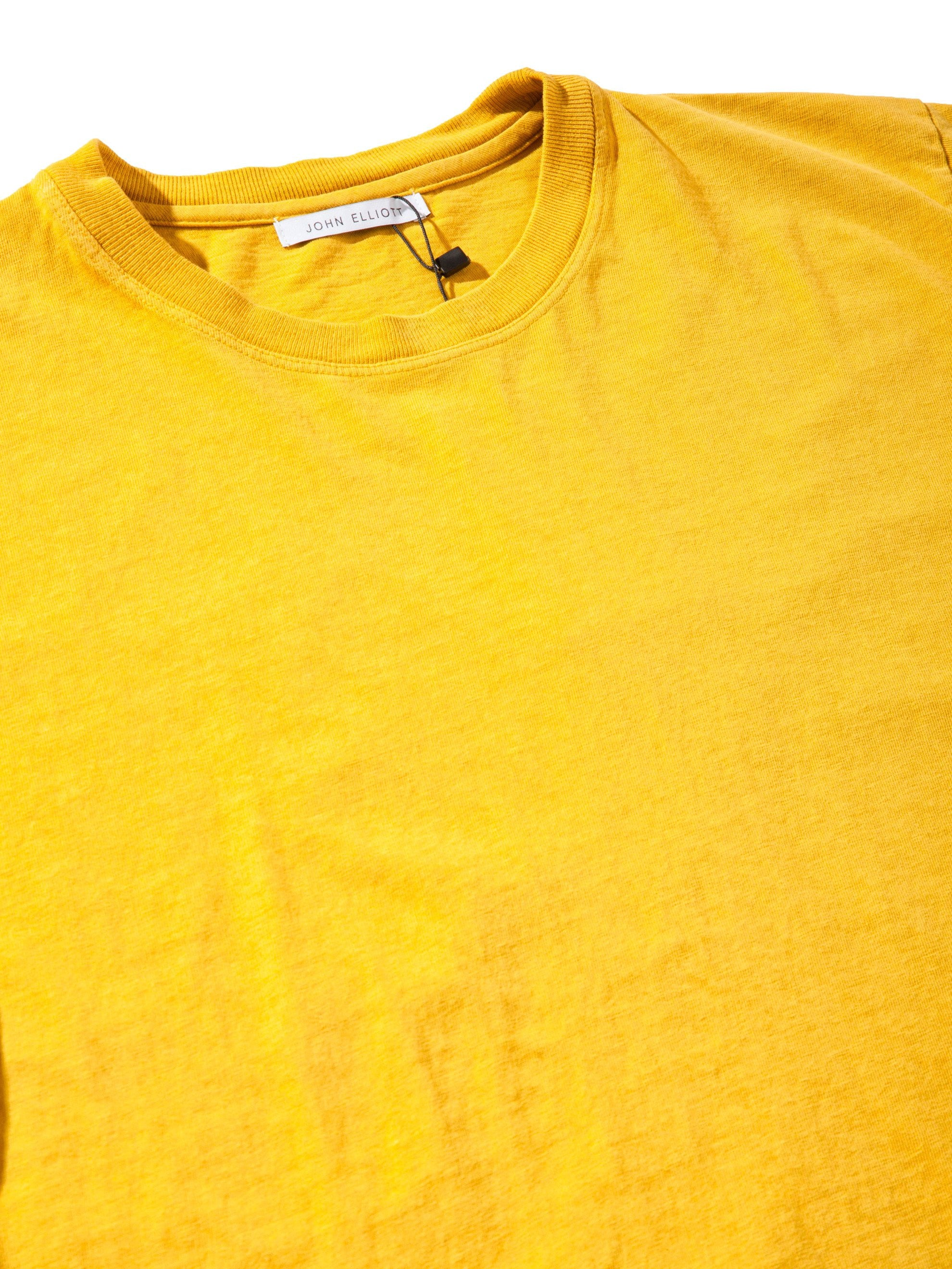 Mustard Anti-Expo T-Shirt 6
