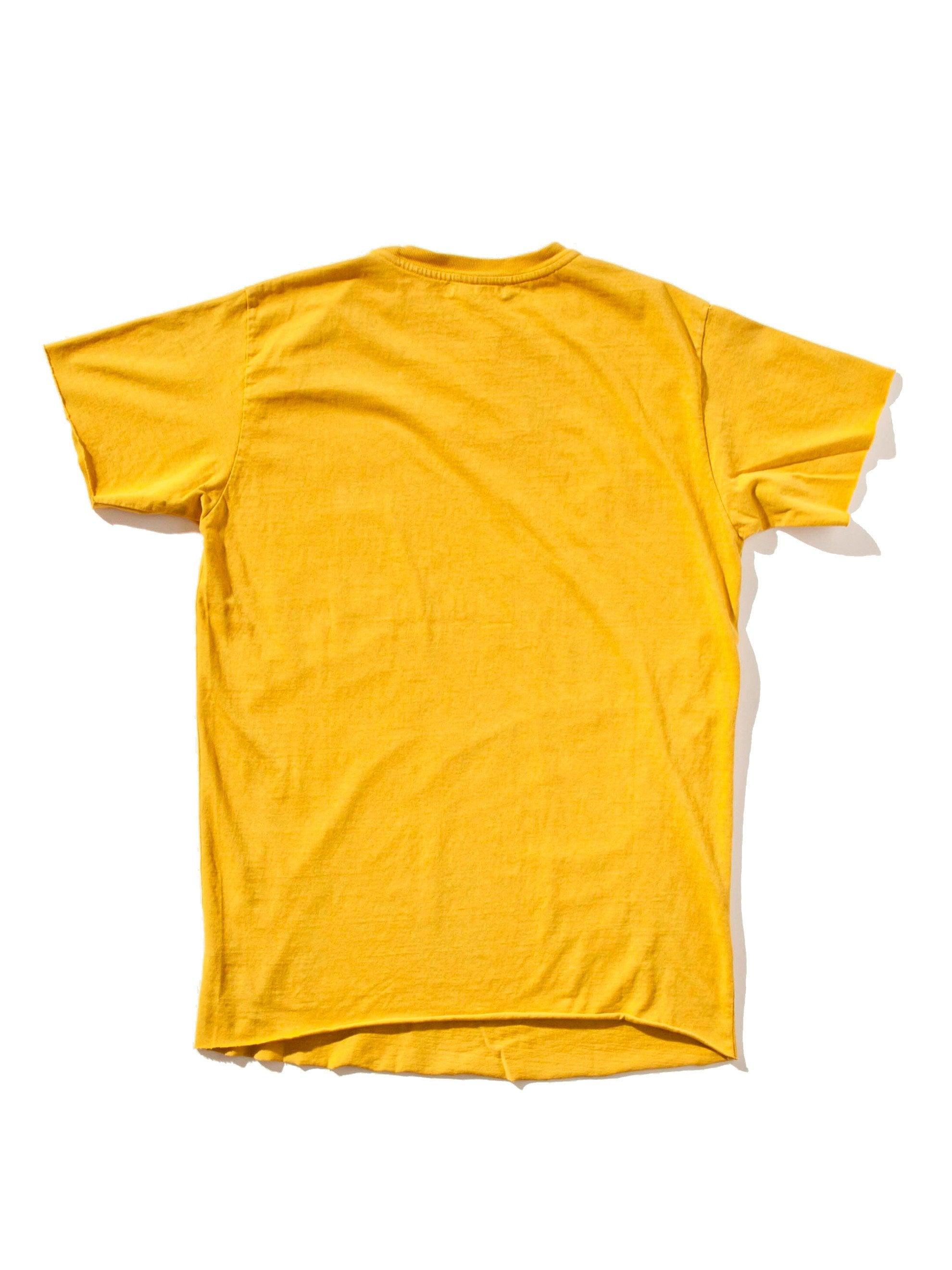 Mustard Anti-Expo T-Shirt 7