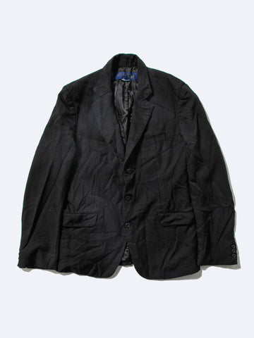 Boiled Poly Blazer