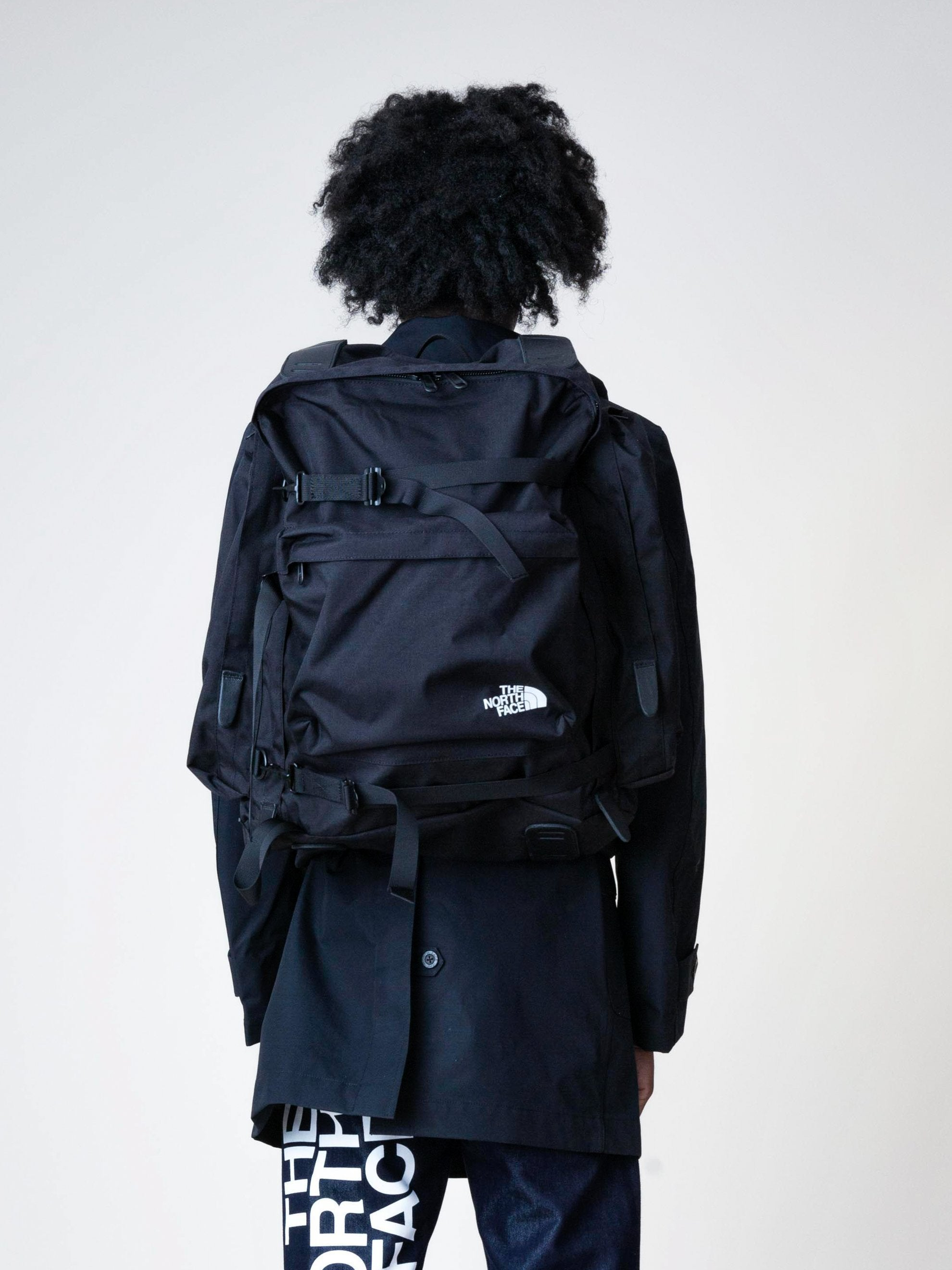 Black The North Face Backpack 4