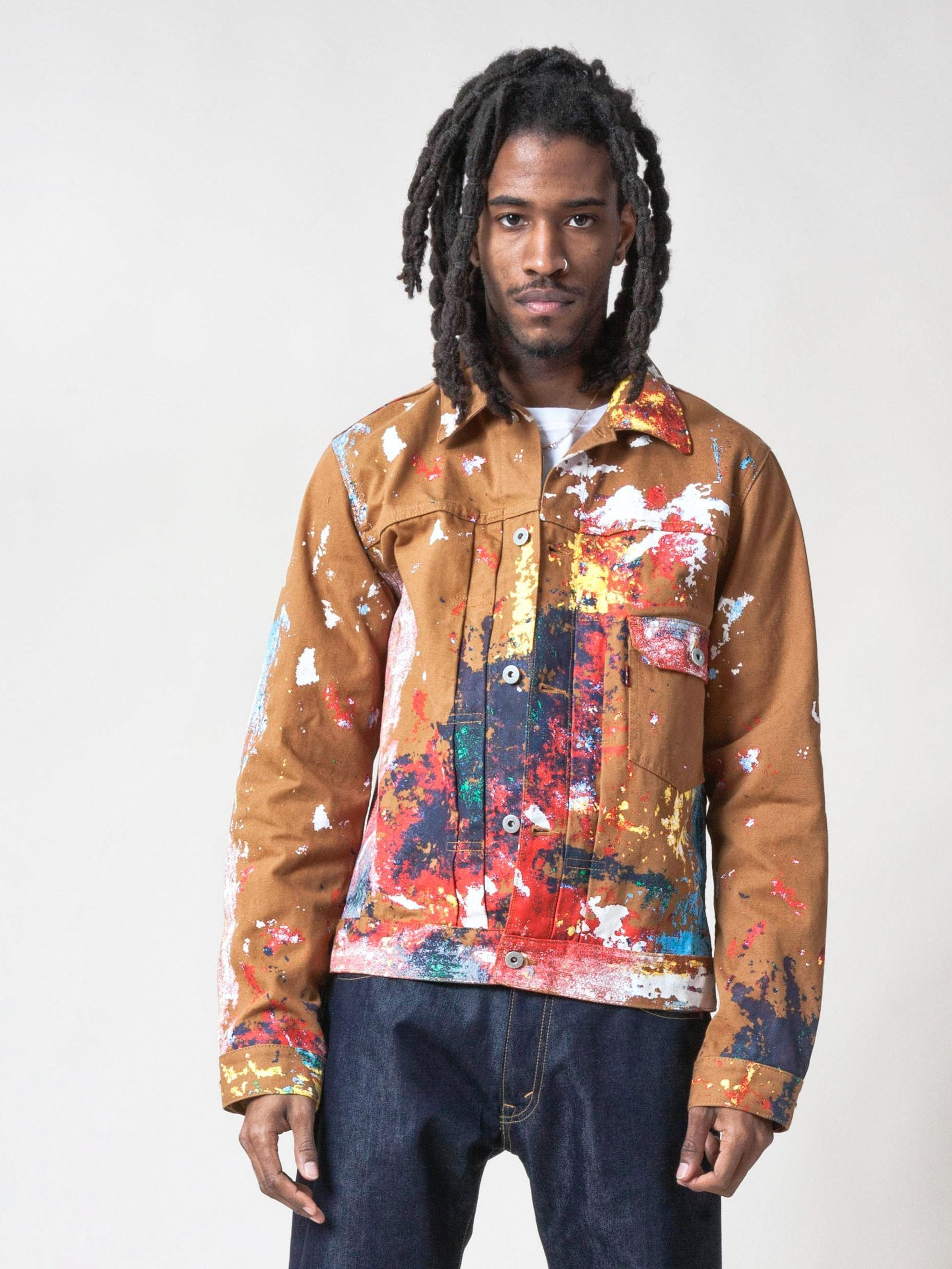 Levi's Painters Truckers Jacket
