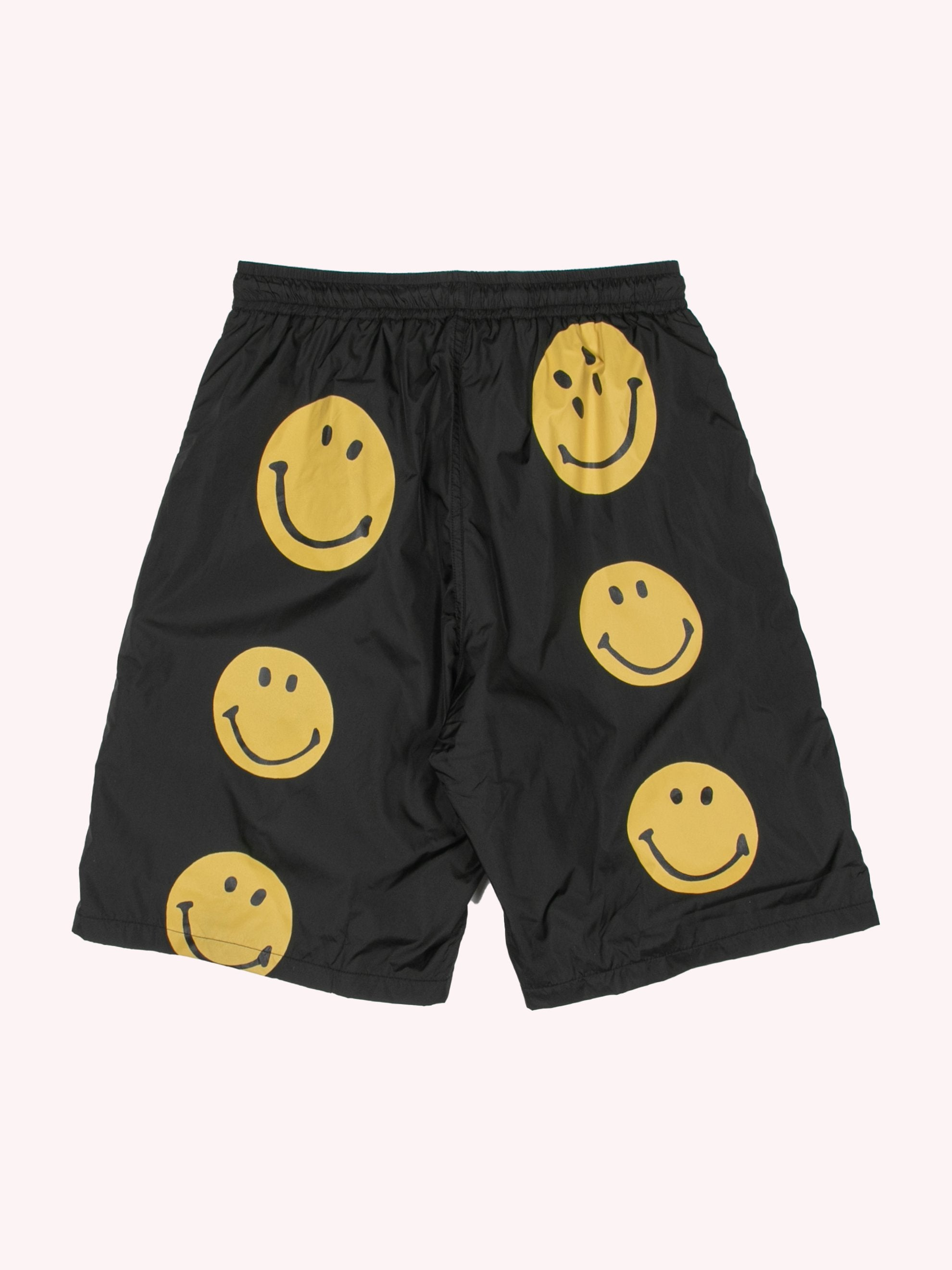 Nylon Swim Trunks (Rain Smile)