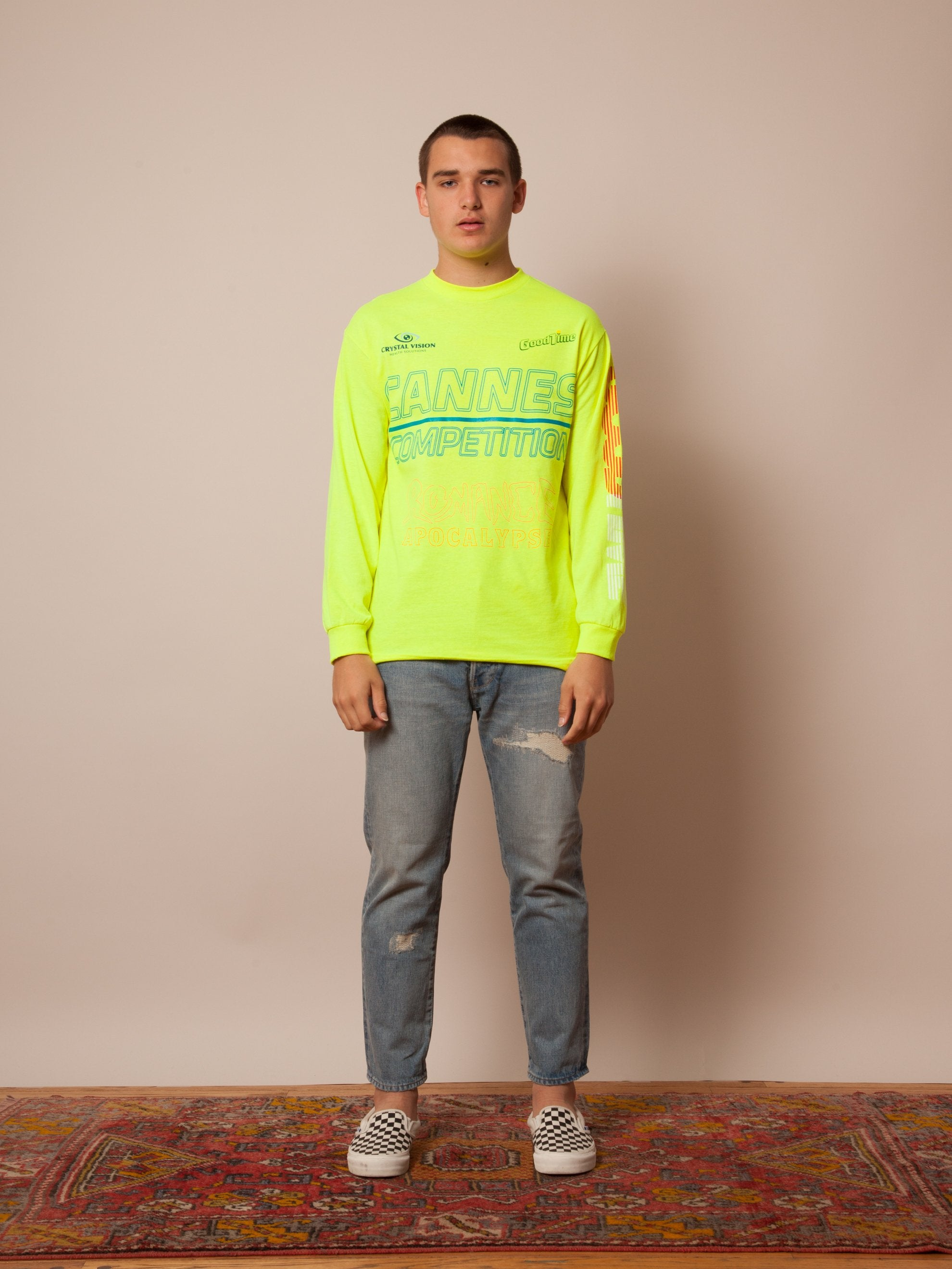 Cannes Long Sleeve T-Shirt