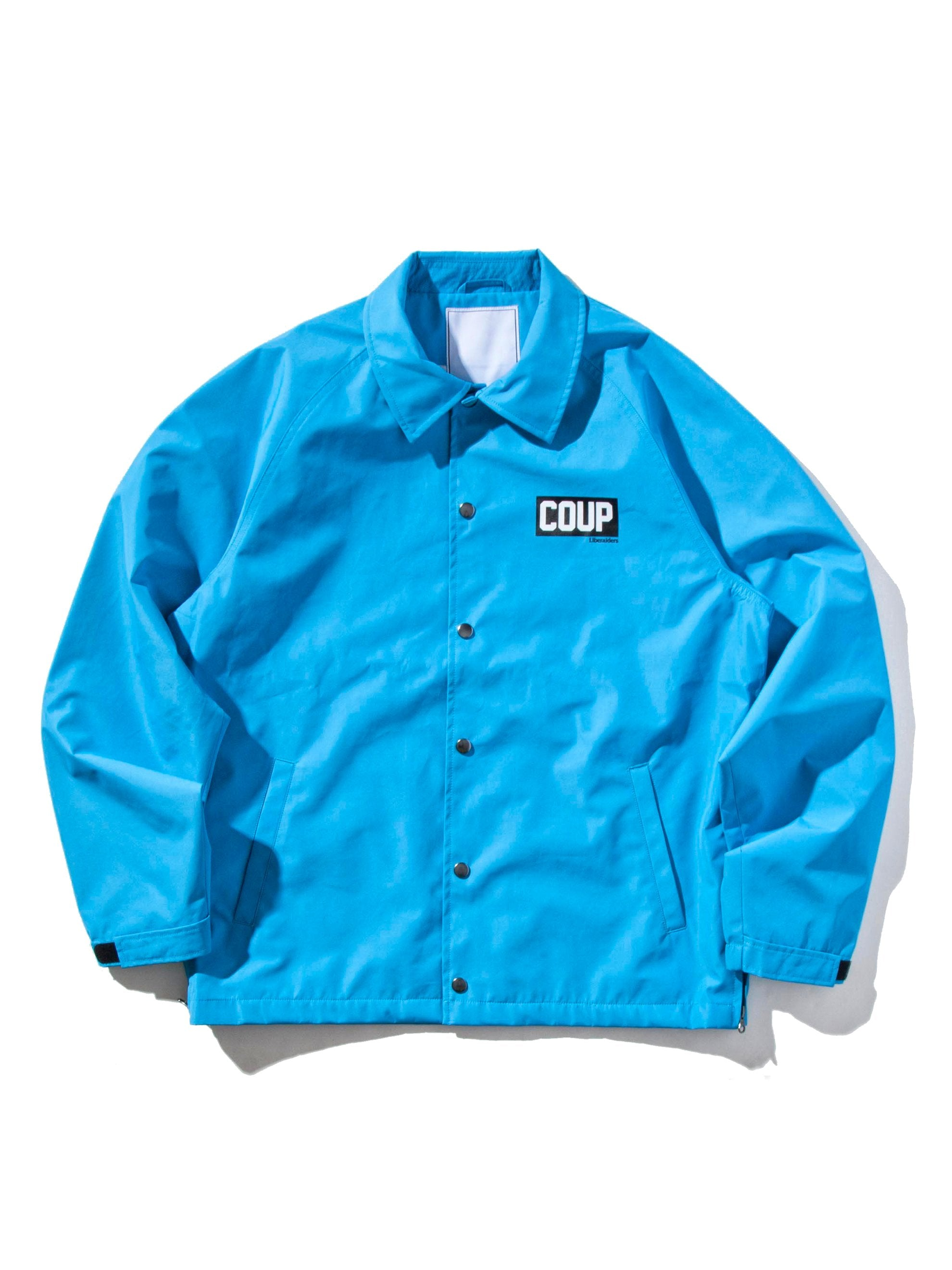 Blue 3Layer Coach Jacket 9