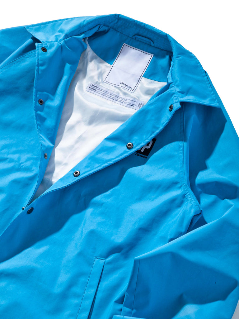 Blue 3Layer Coach Jacket 11100559519753