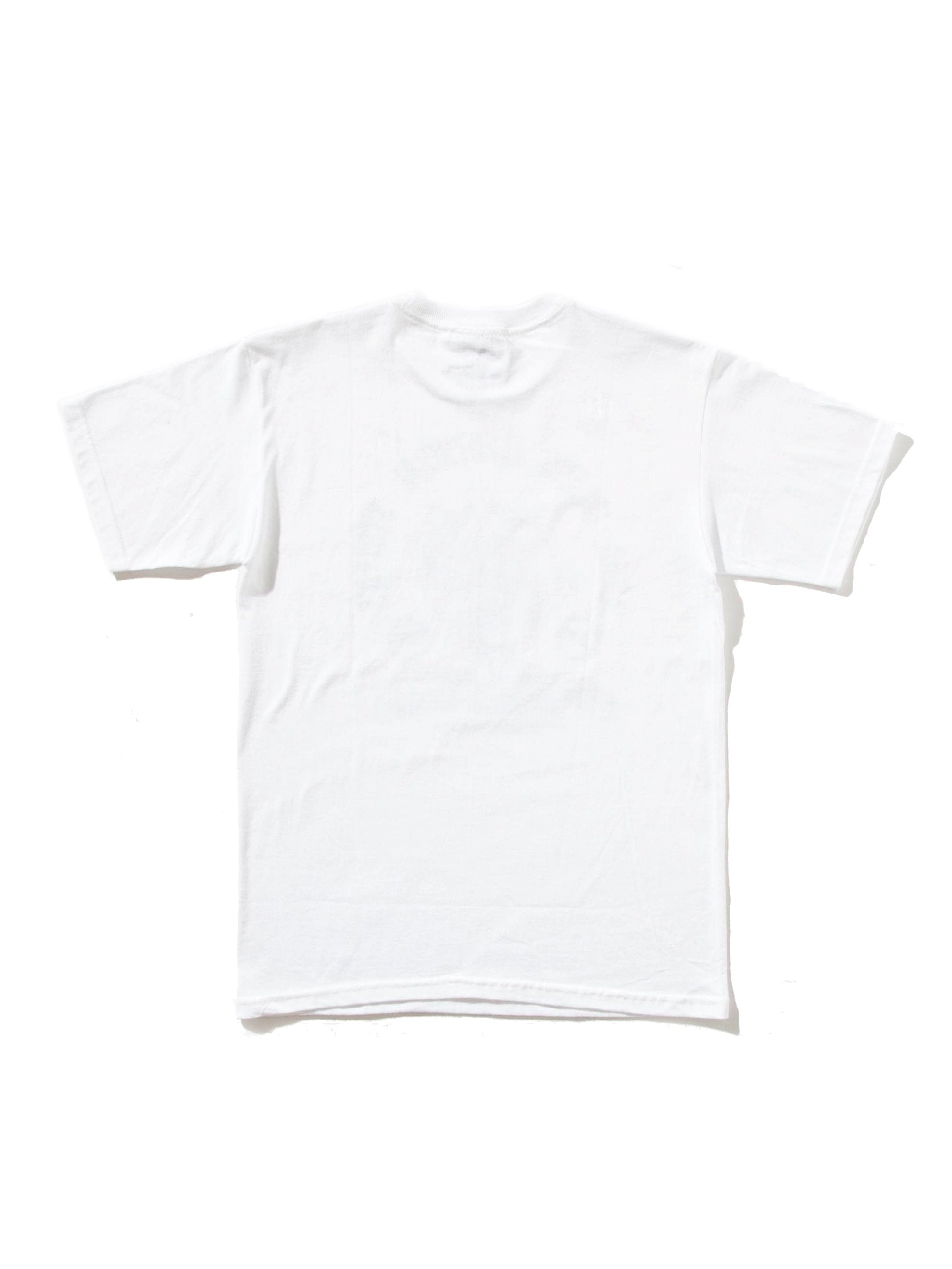 White Logo T-Shirt 8