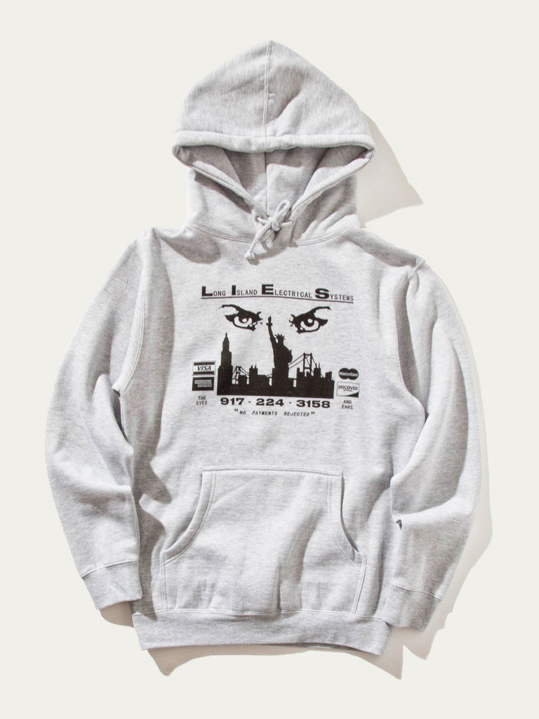 Eyes and Ears Hooded Sweatshirt